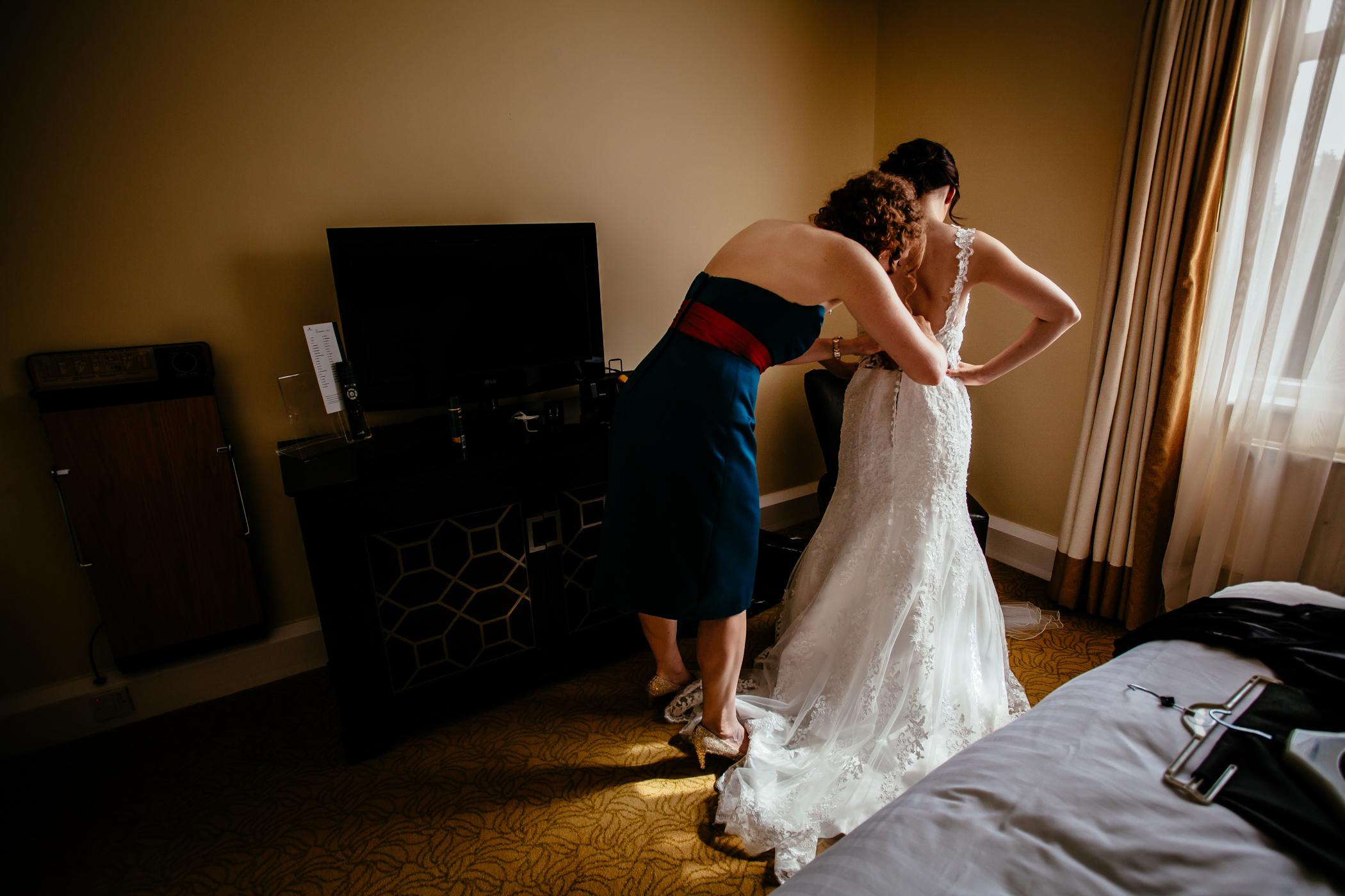 Sansom Photography- Lauren & Jon Yorkshire Wedding Photography-6