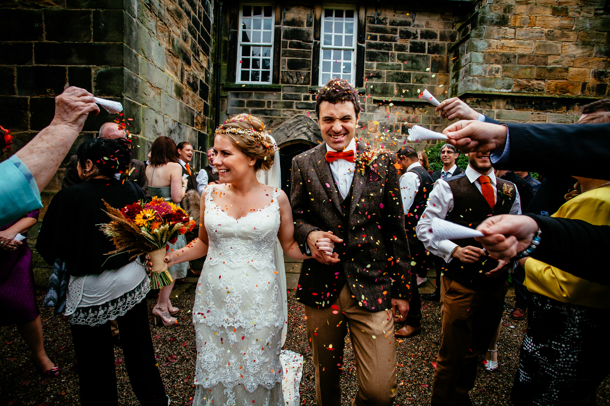Charlotte & George - Sansom Photography Oakwell Hall Wedding-20