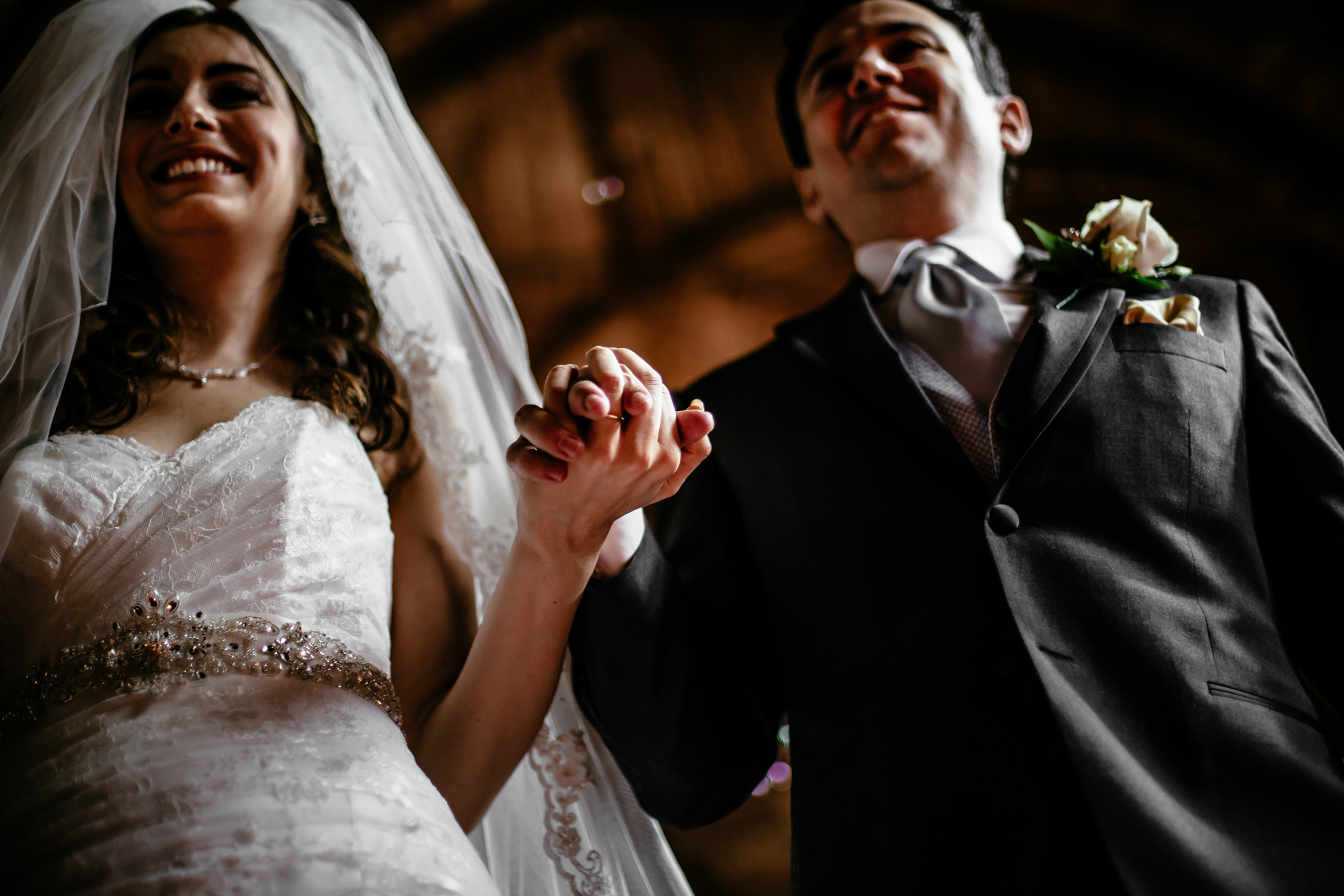 Emma & Alex Peckforton castle wedding - Sansom Photography-39