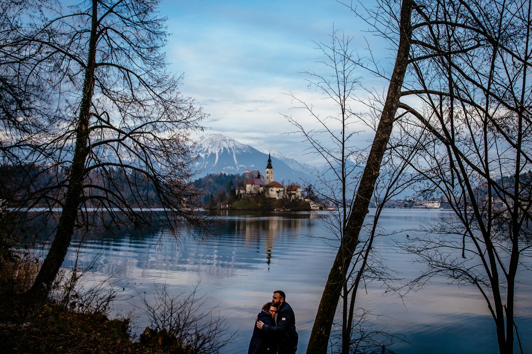 Lake Bled Engagement Photography Emma & Rich Sansom Photography-121