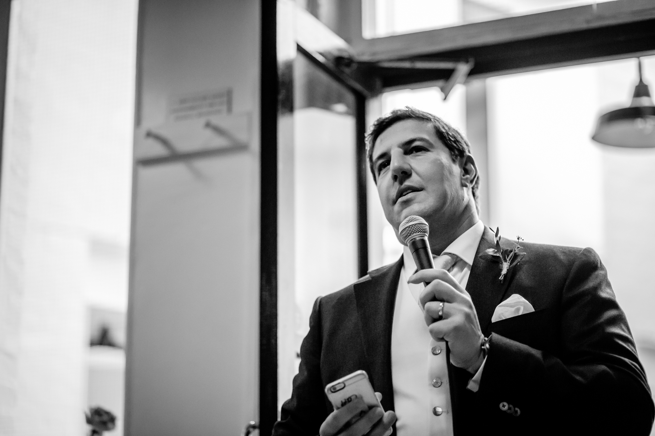 Lucy & Claude - Sansom Photography St John London Wedding -18