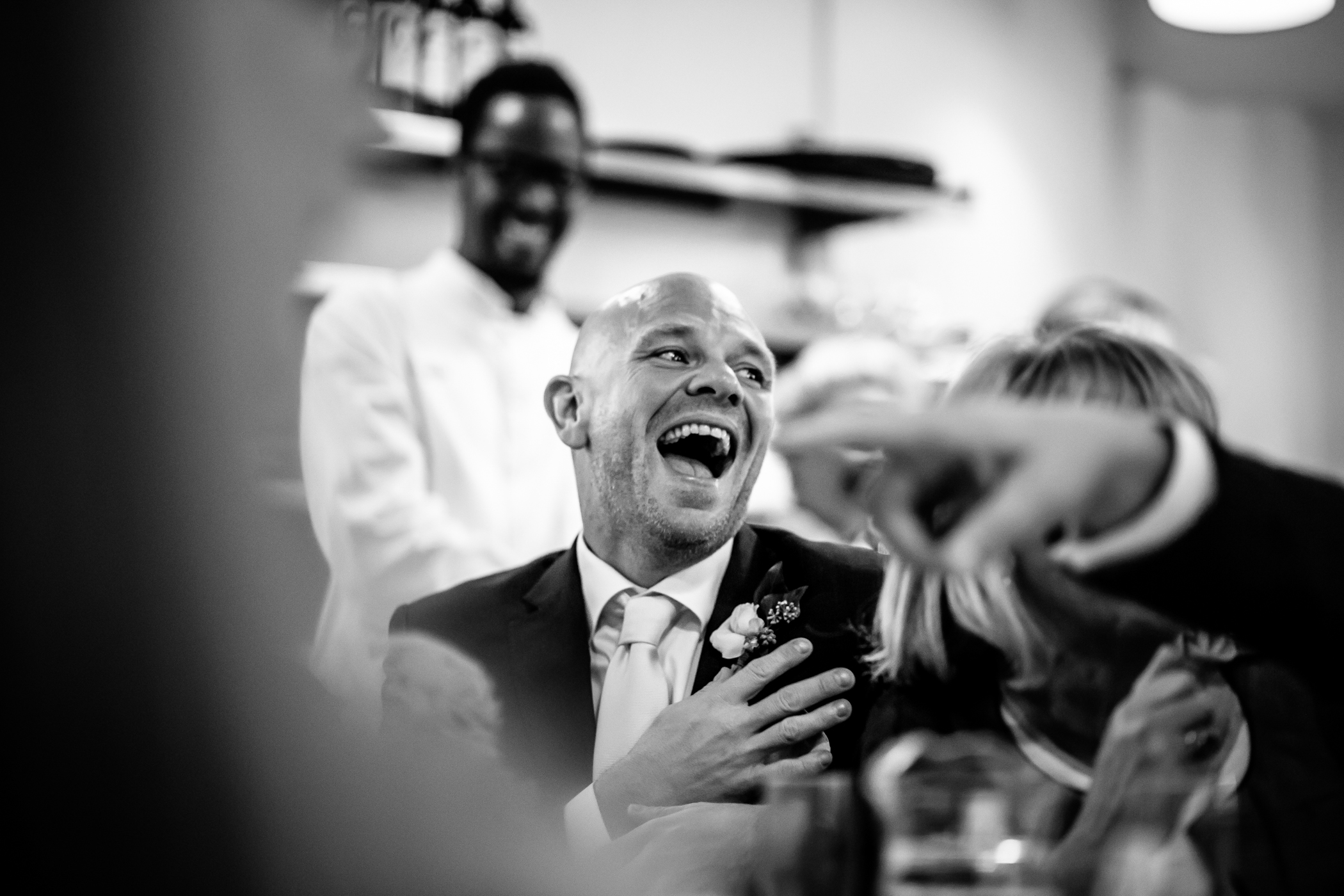 Lucy & Claude - Sansom Photography St John London Wedding -22