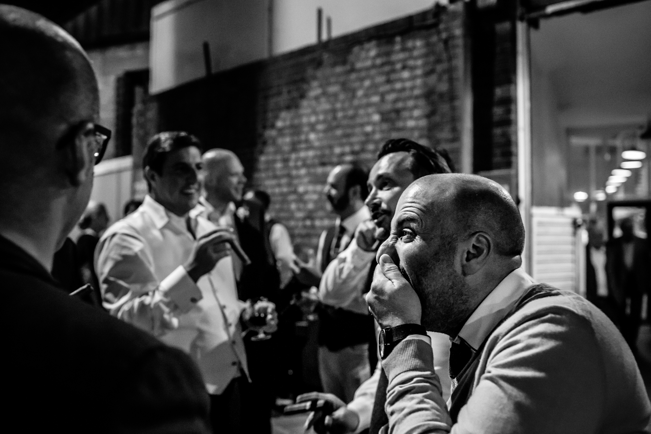 Lucy & Claude - Sansom Photography St John London Wedding -29