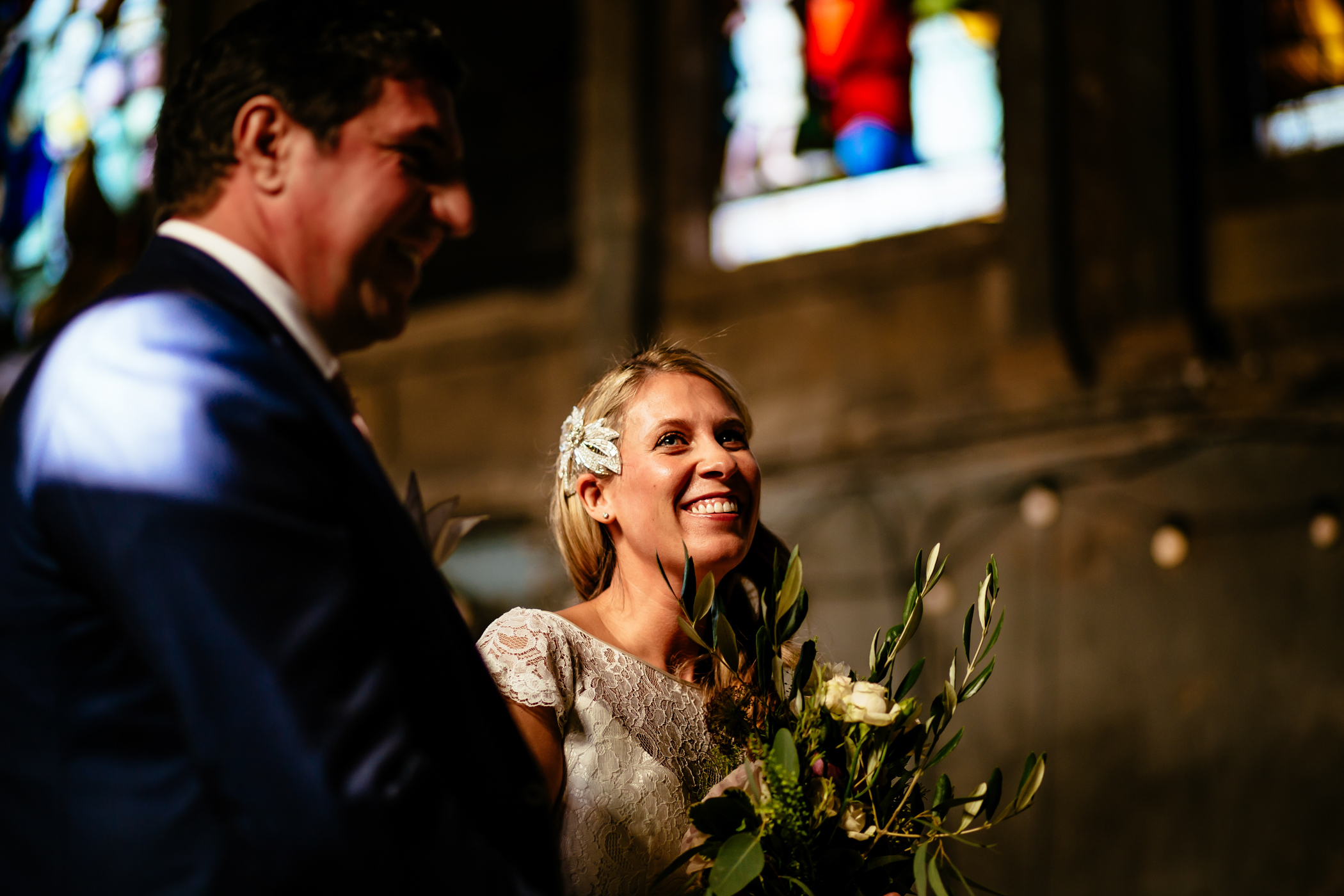 Lucy & Claude - Sansom Photography St John London Wedding -41