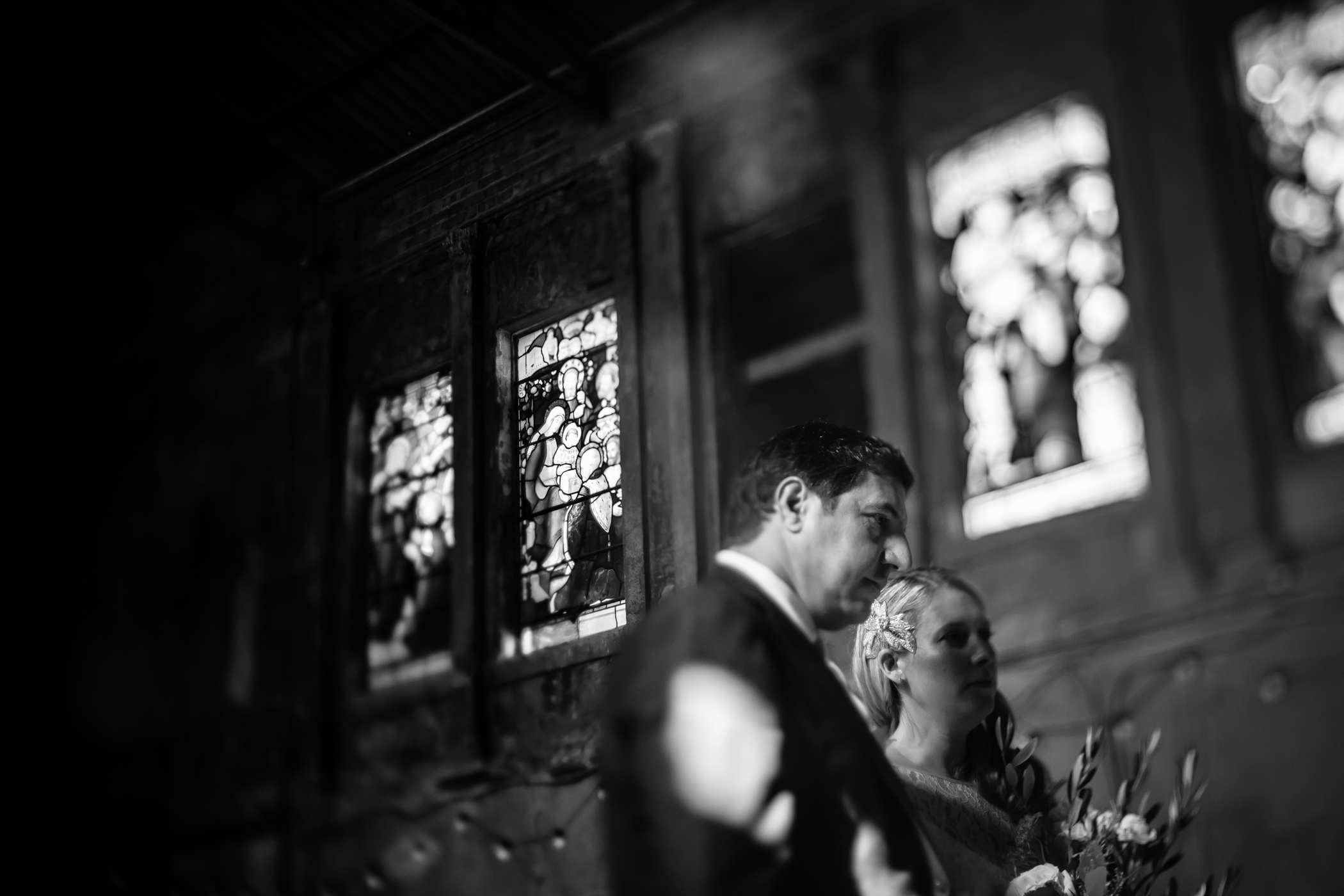 Lucy & Claude - Sansom Photography St John London Wedding -42