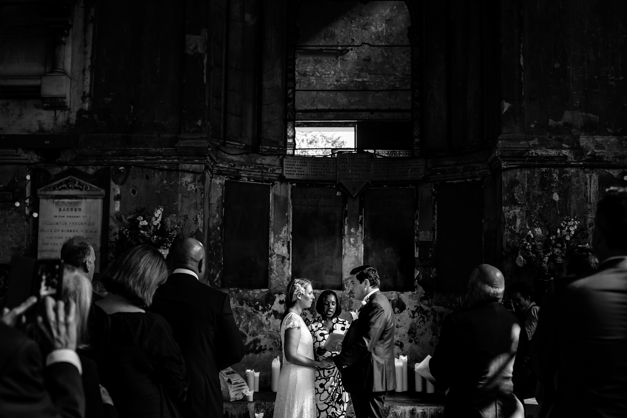 Lucy & Claude - Sansom Photography St John London Wedding -53