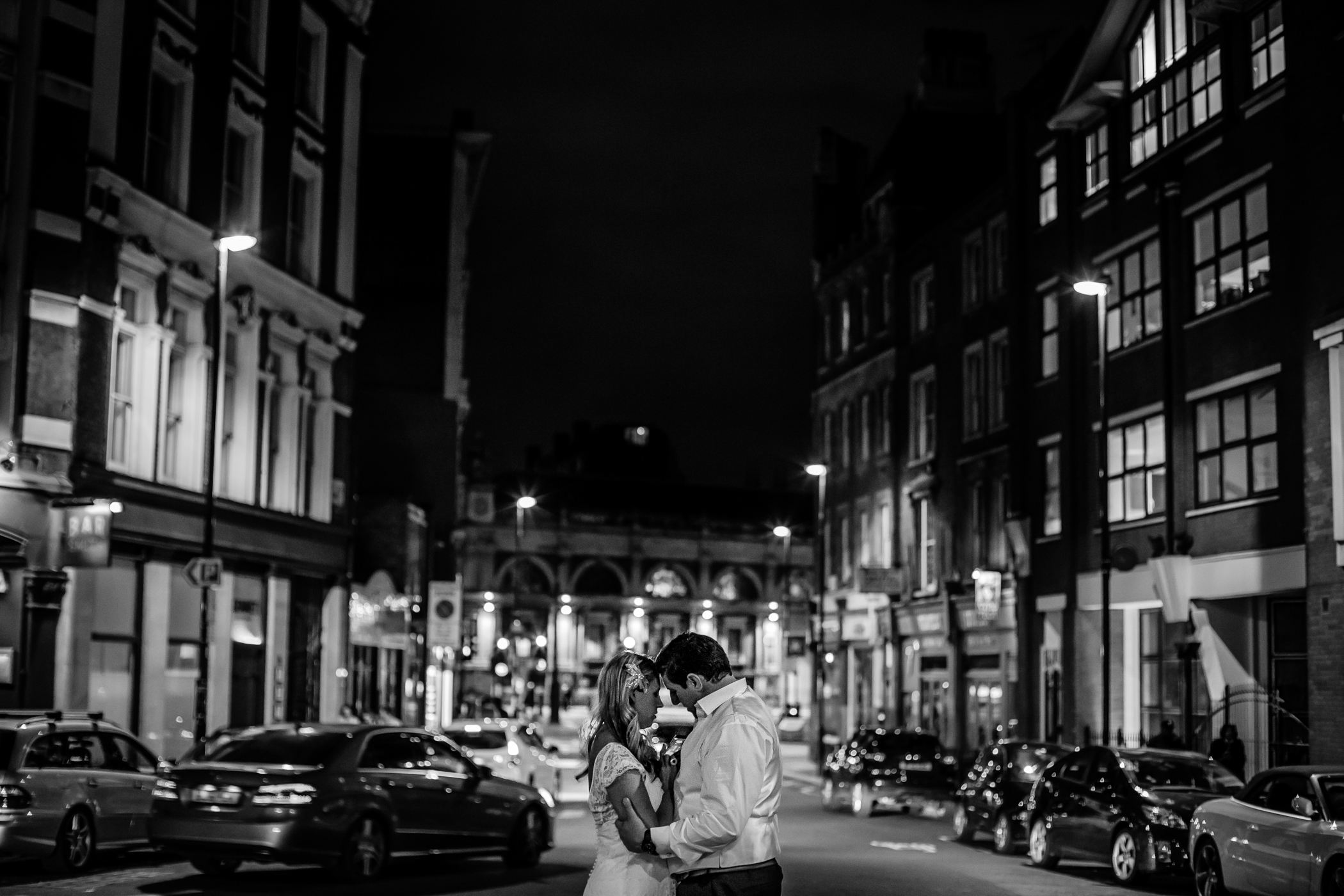 Lucy & Claude - Sansom Photography St John London Wedding -63