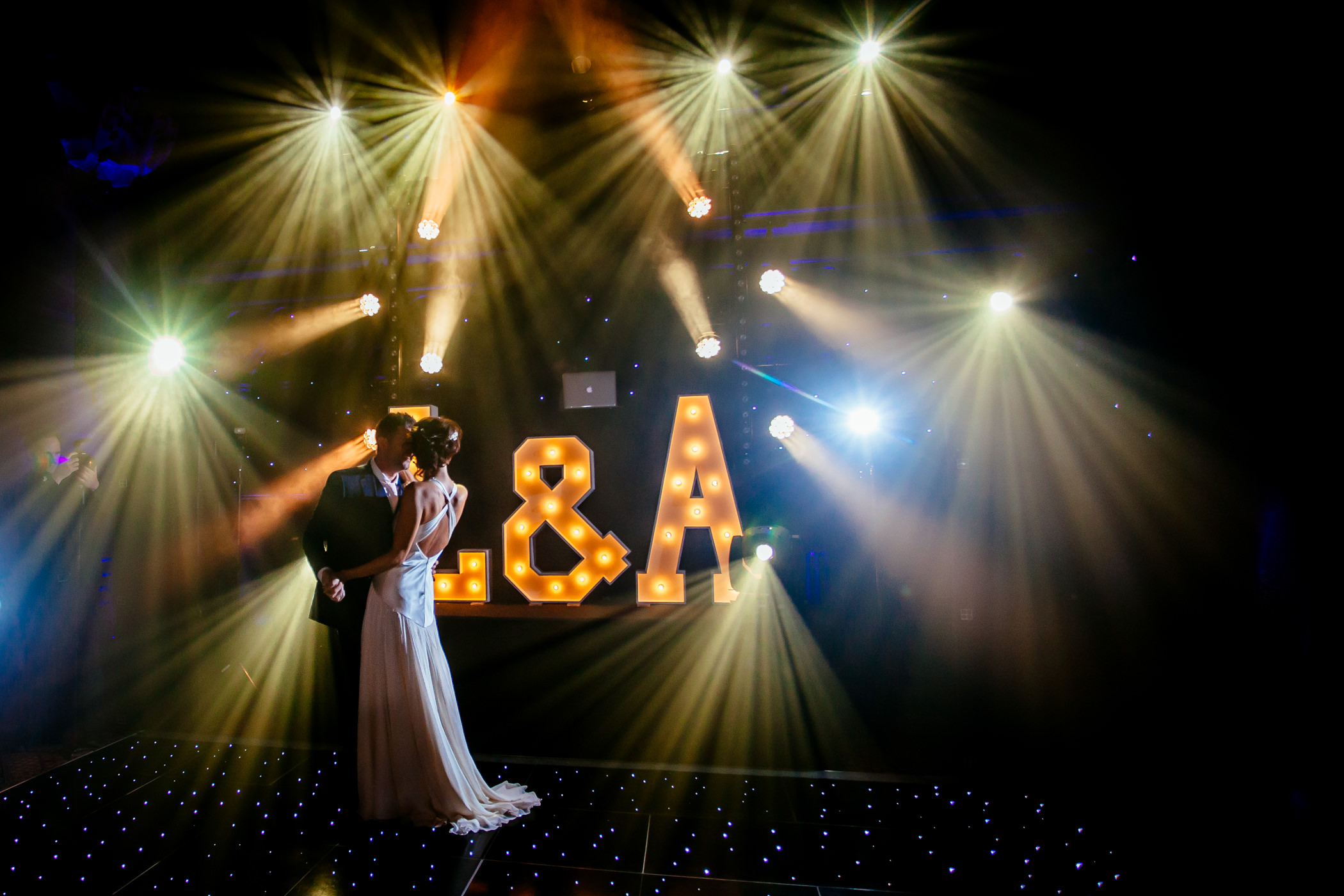 Ant & Louise NYE Peckforton Castle Wedding- Sansom Photography-55
