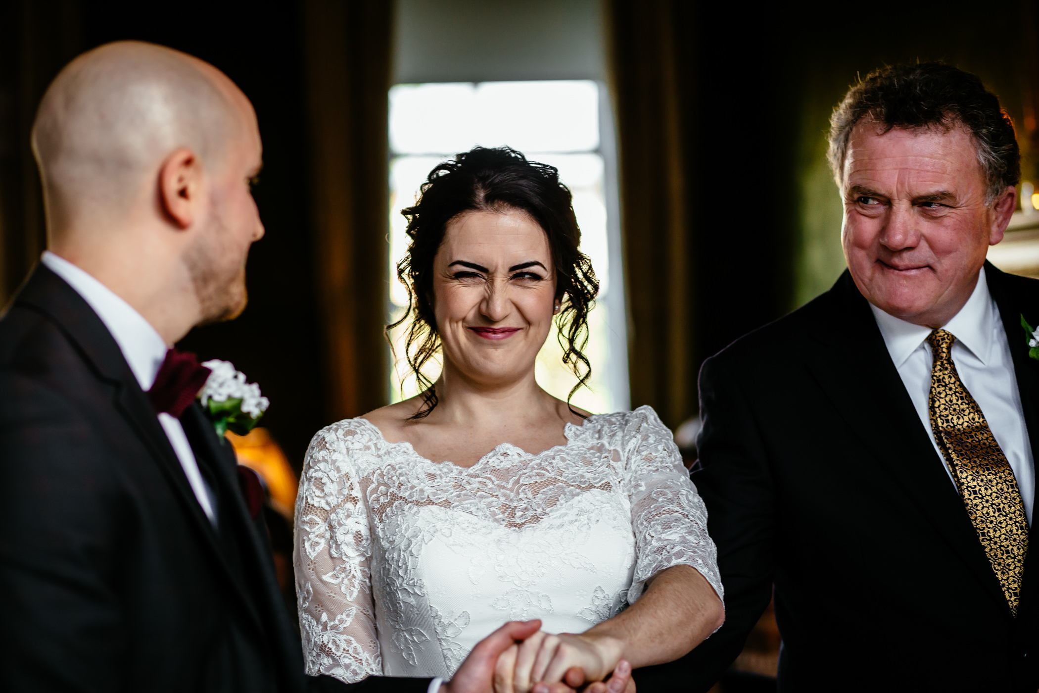 Georgie & steve - Sansom photography Grays Court York Wedding-11