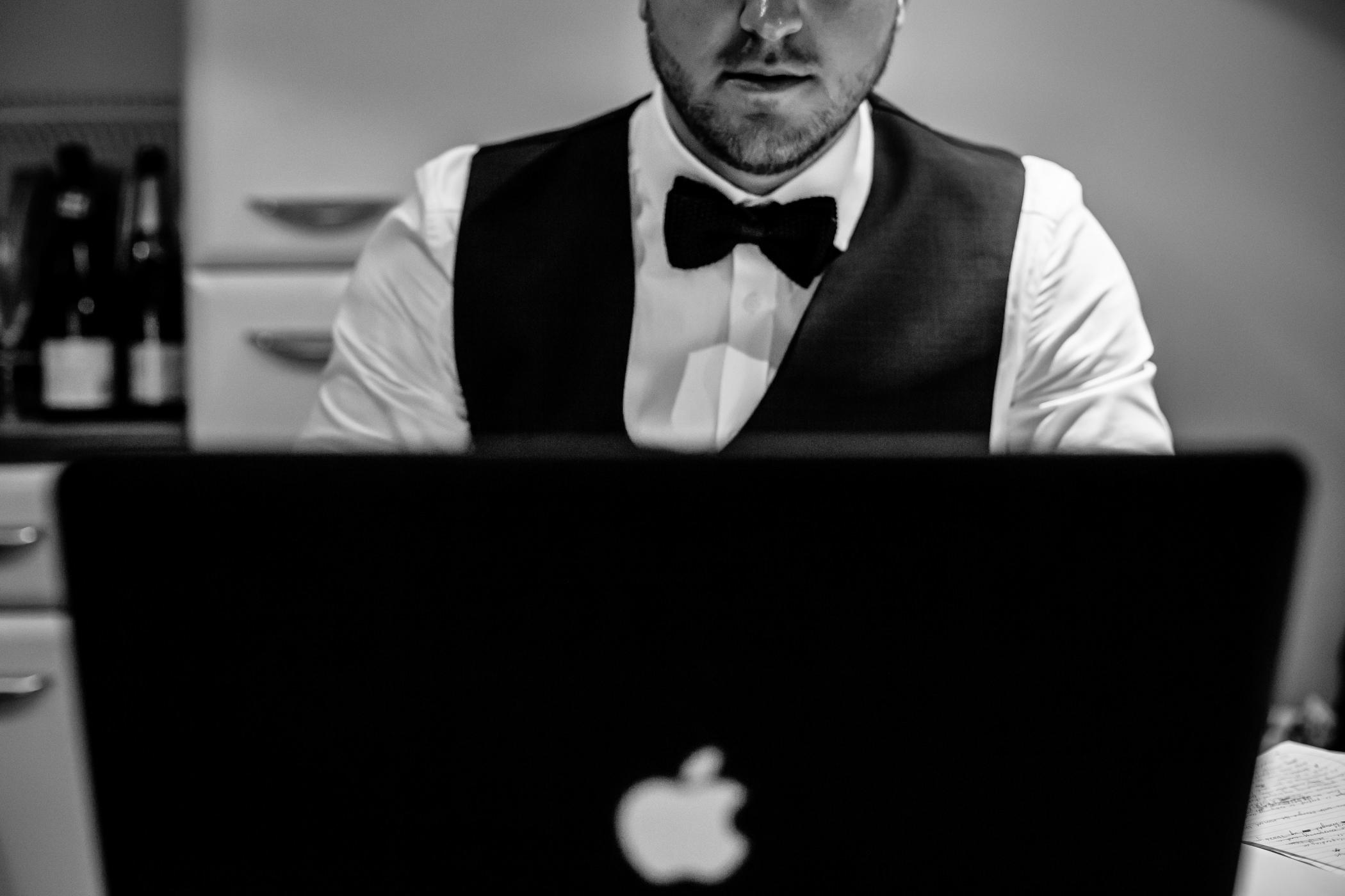 Georgie & steve - Sansom photography Grays Court York Wedding-2