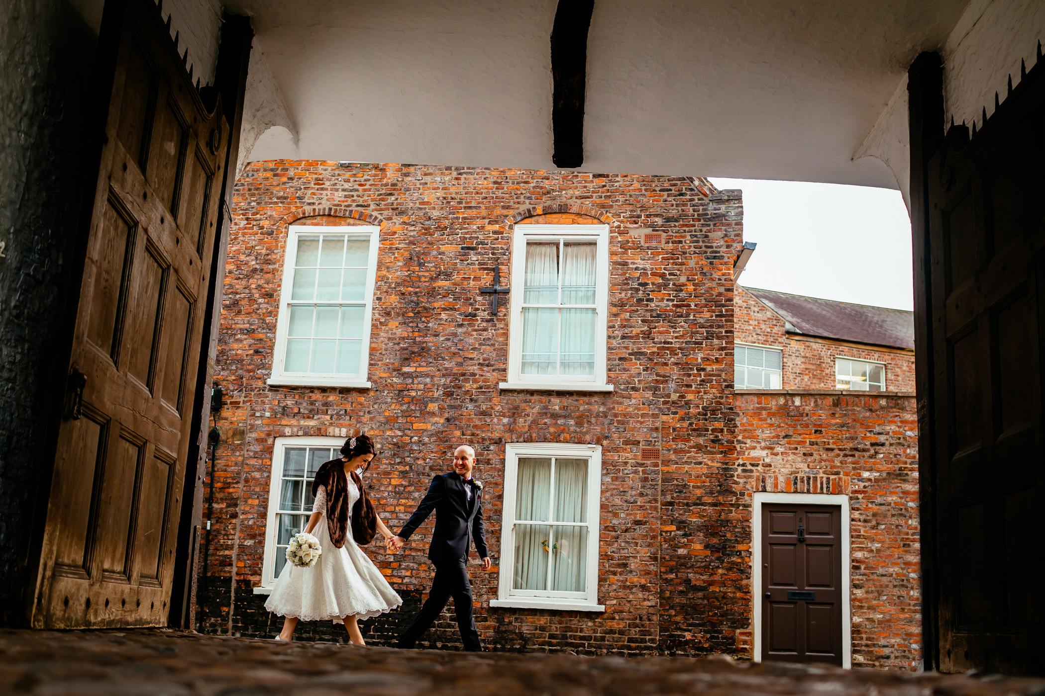 Georgie & steve - Sansom photography Grays Court York Wedding-45
