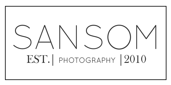 Sansom Photography - Chris & Verity Sansom