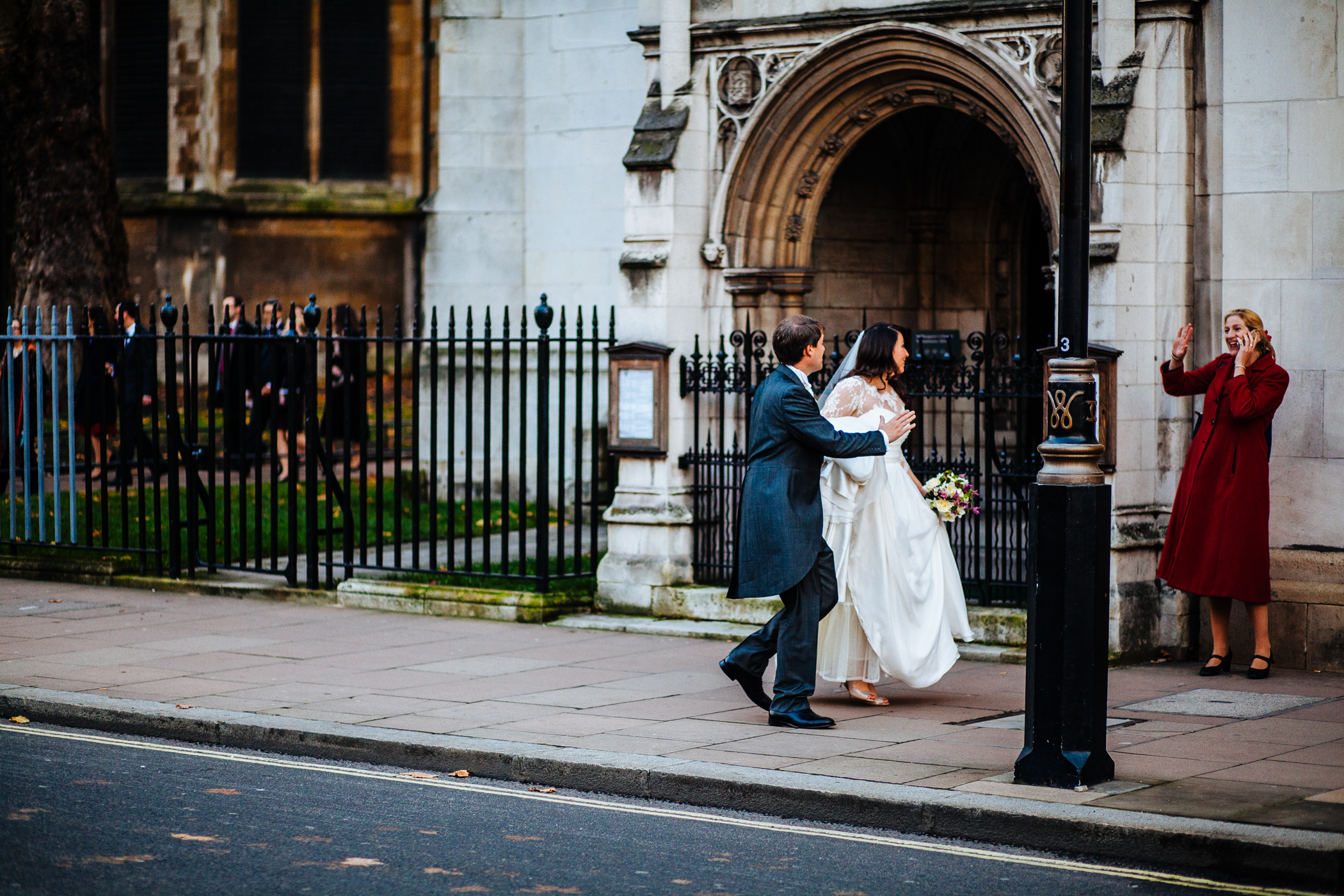 LYDIA AND CHRIS - london wedding photography sansom photography-18