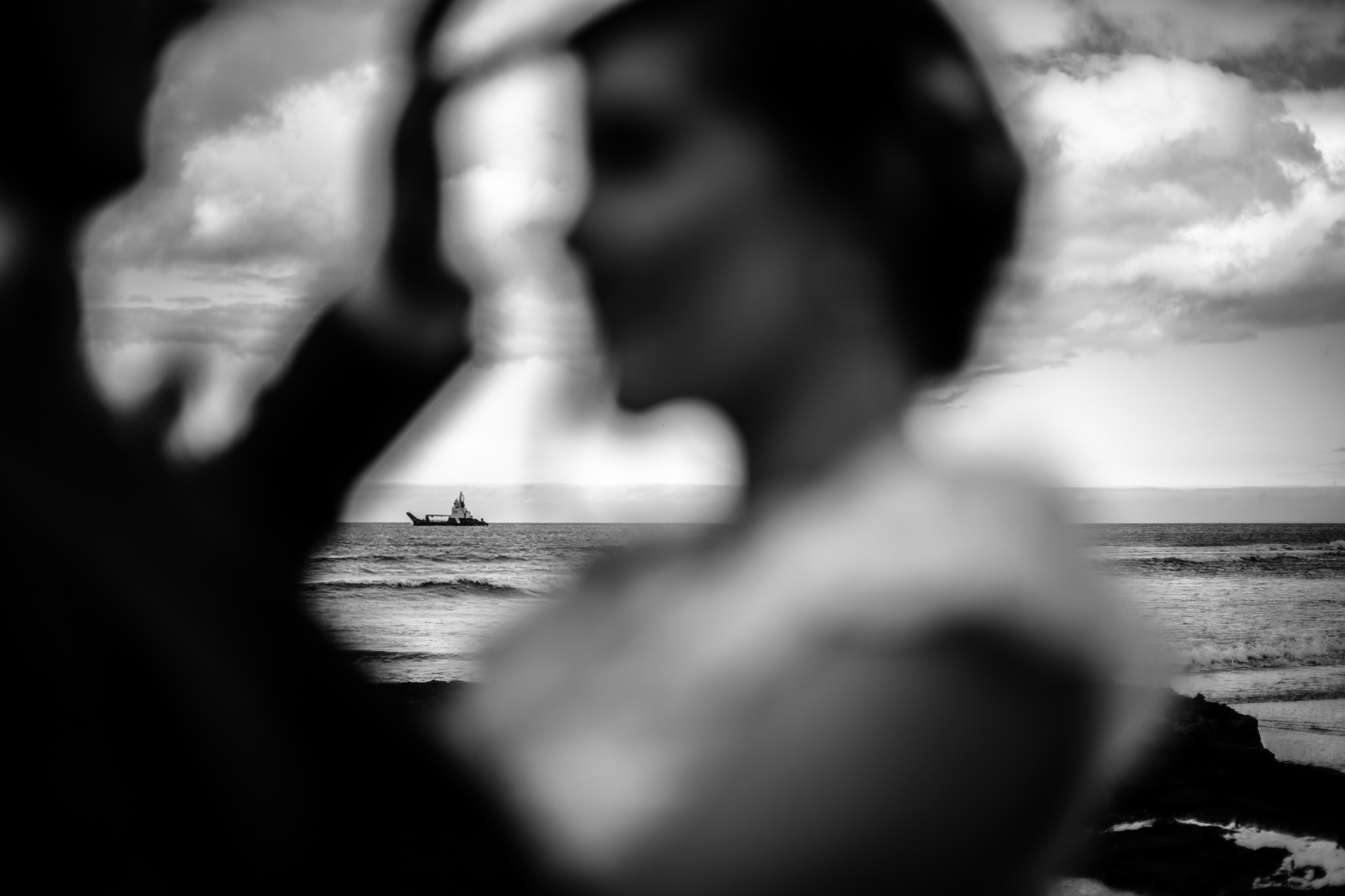 sansom photography beach wedding photography charlotte & mike-17