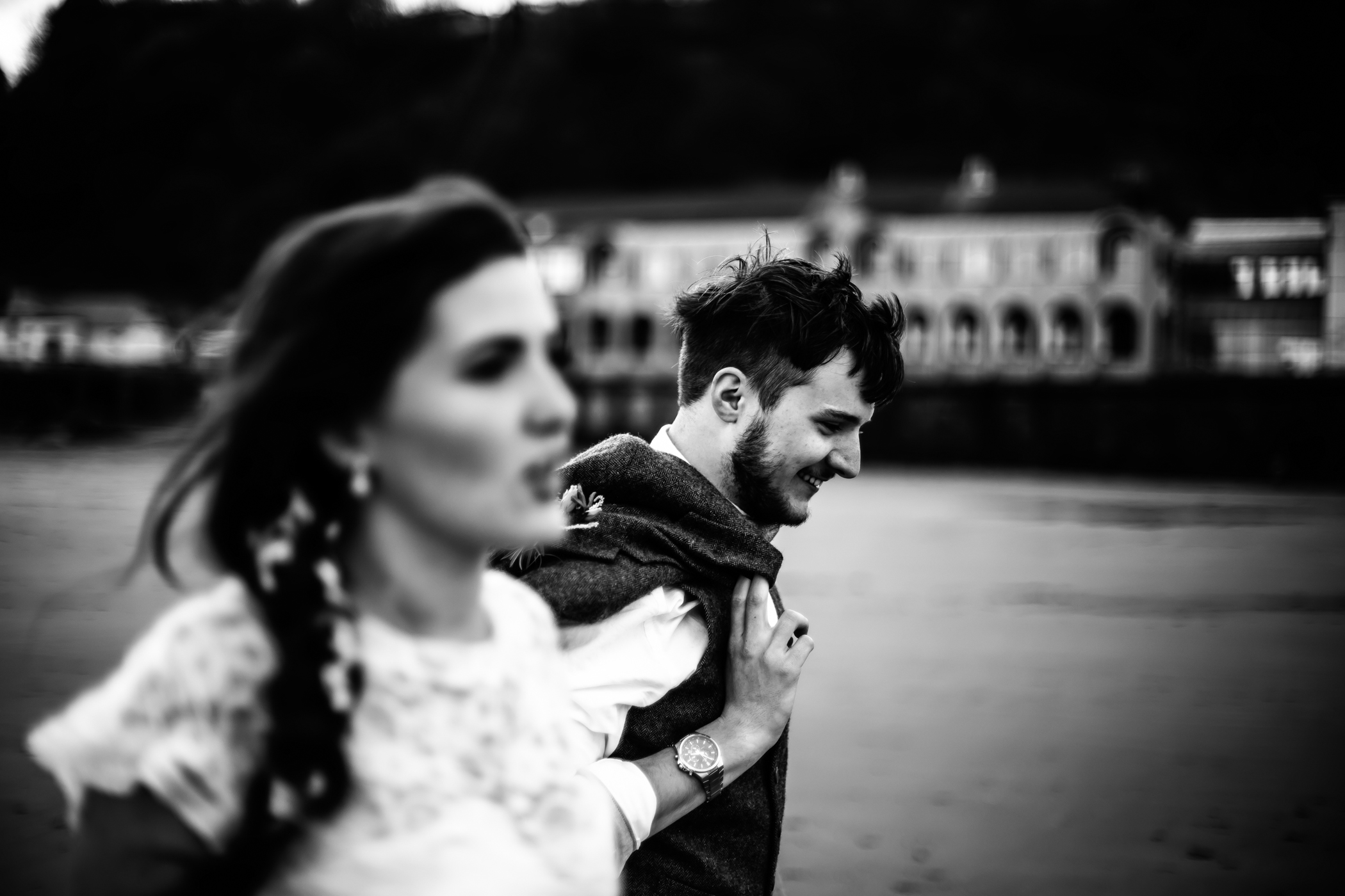 sansom photography beach wedding photography charlotte & mike-36