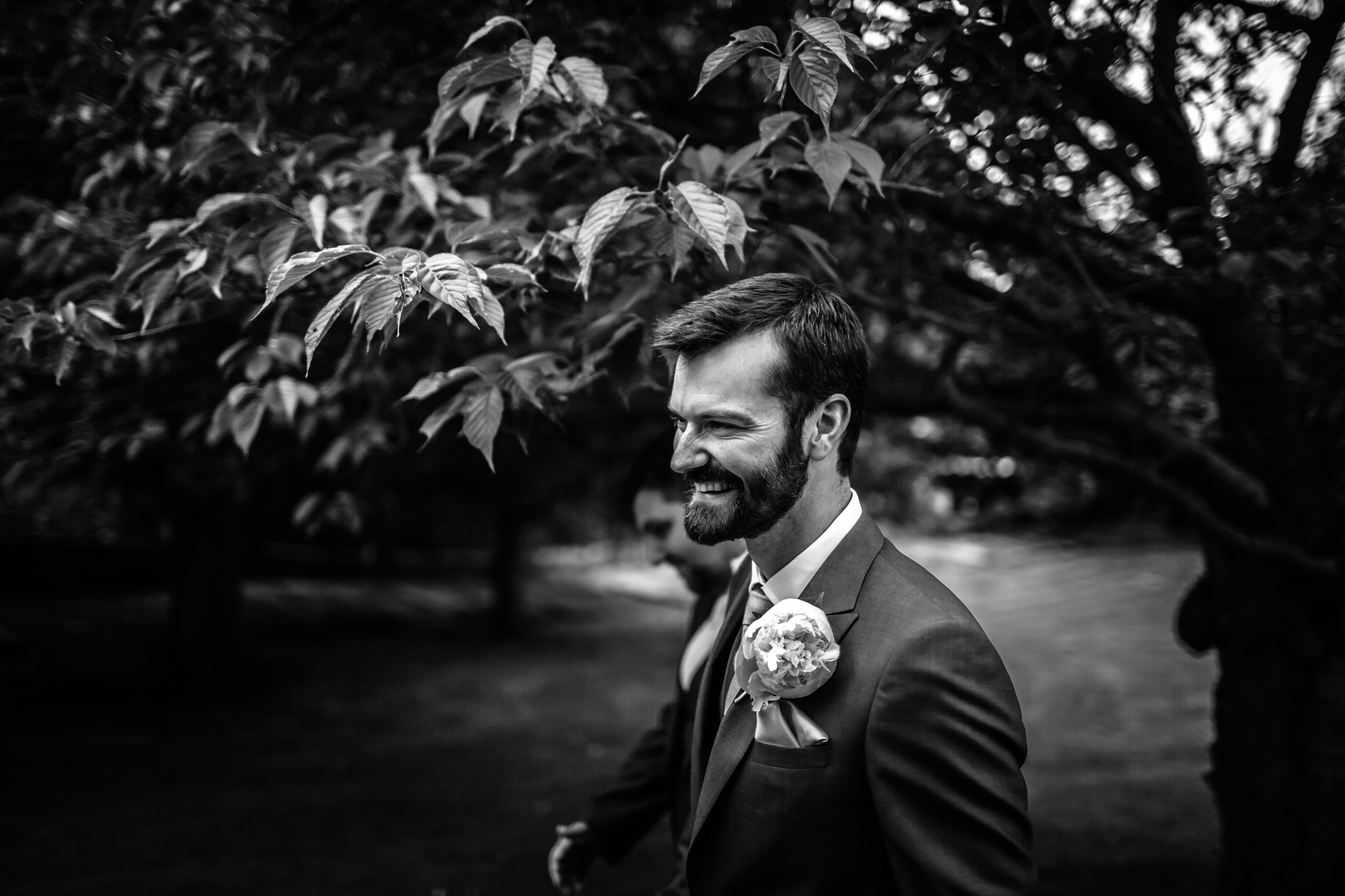 Anne & Chris - Sansom Photography wood hall wedding-13