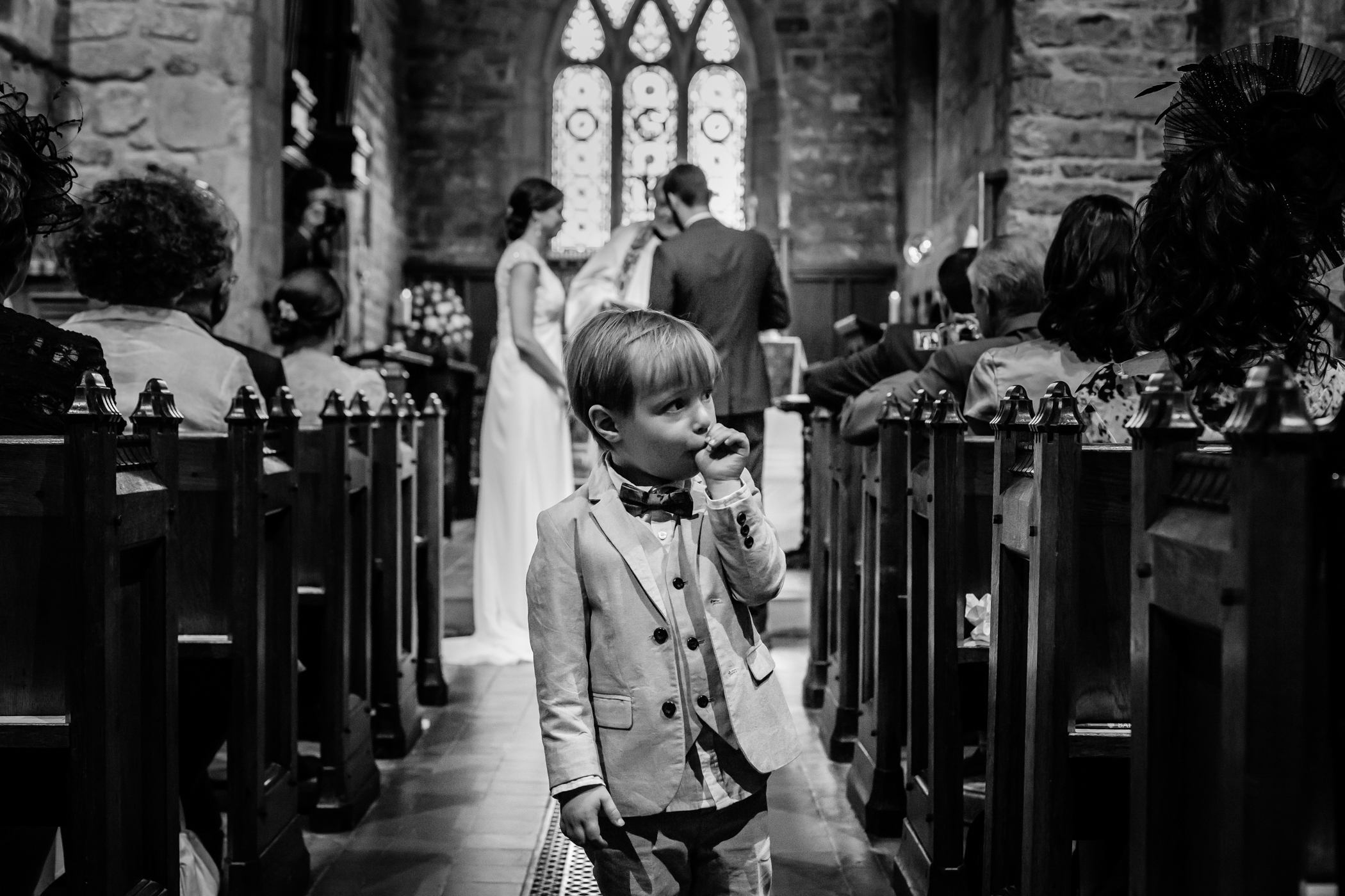 Anne & Chris - Sansom Photography wood hall wedding-30