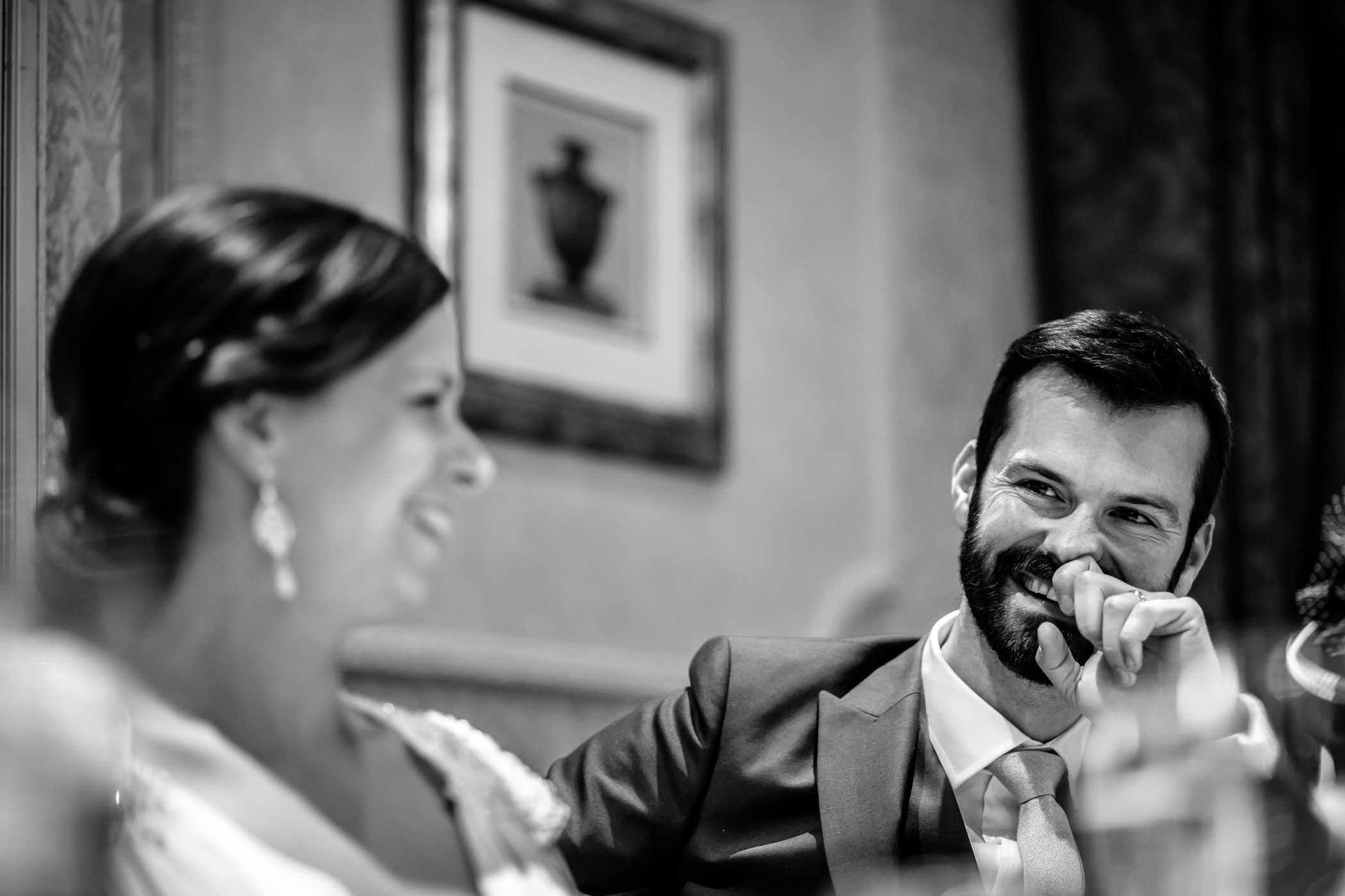 Anne & Chris - Sansom Photography wood hall wedding-53