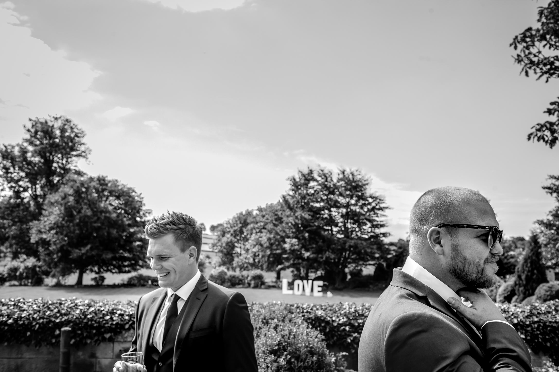 Holly & Mark - Falcon Manor wedding photography Sansom Photography-13