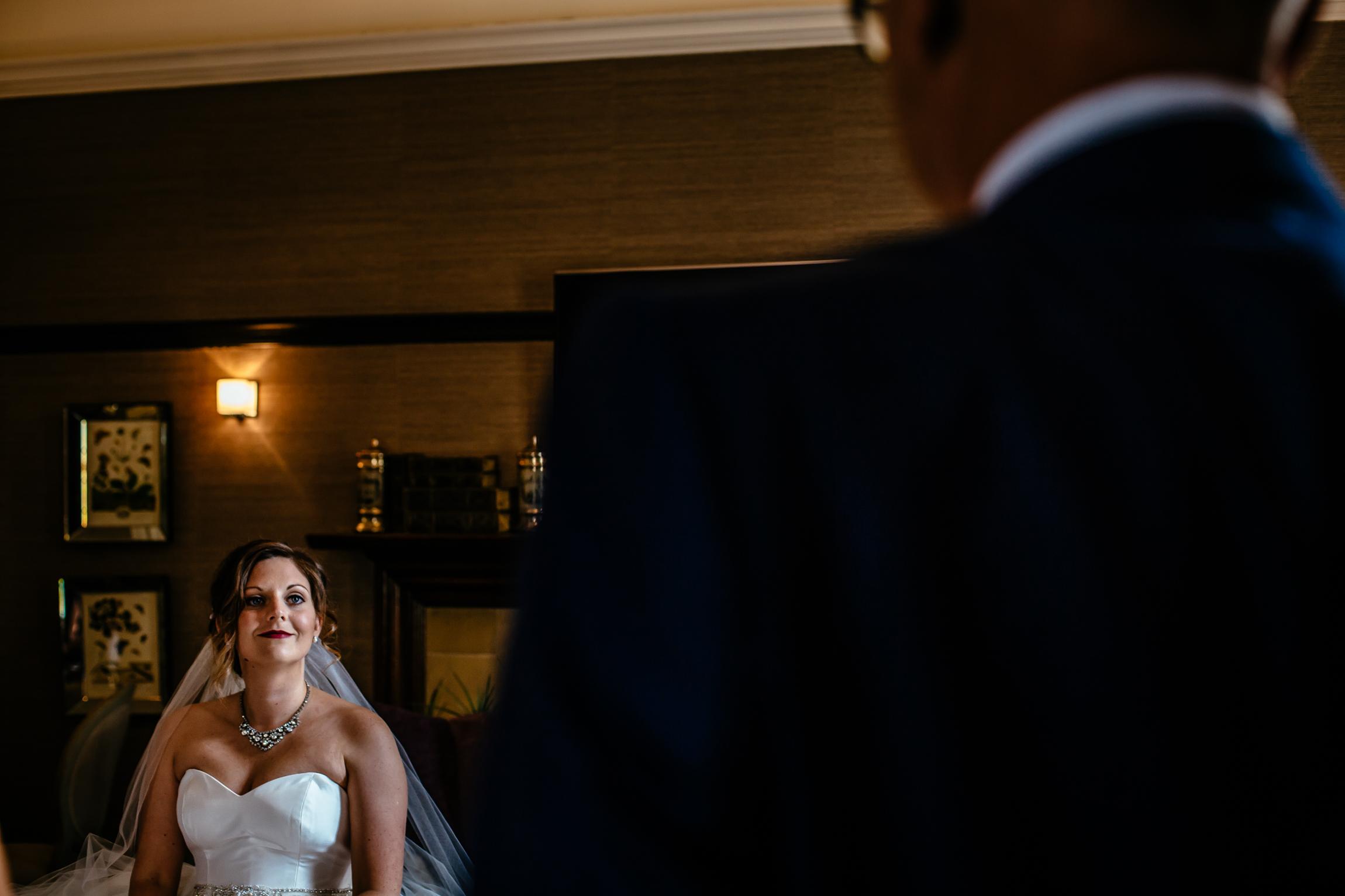 Holly & Mark - Falcon Manor wedding photography Sansom Photography-15