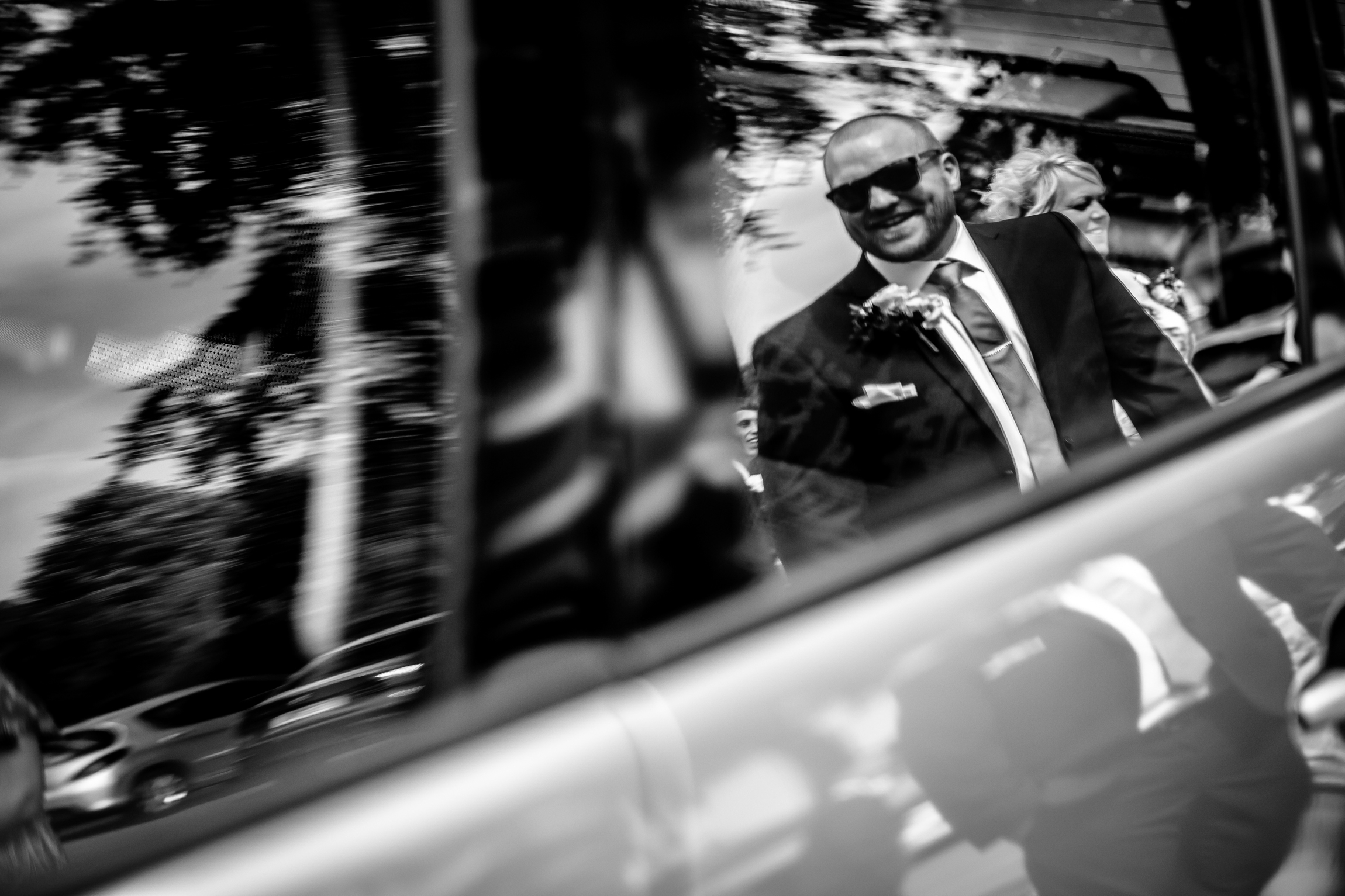 Holly & Mark - Falcon Manor wedding photography Sansom Photography-16