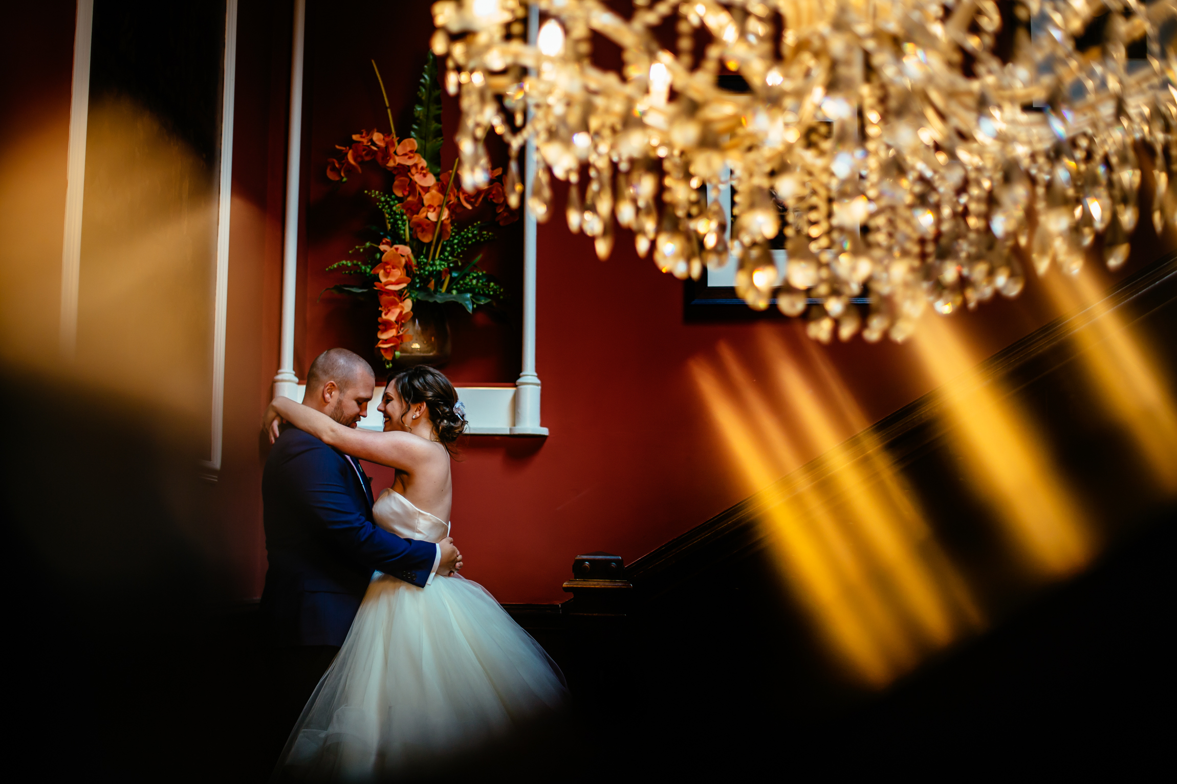 Holly & Mark - Falcon Manor wedding photography Sansom Photography-35