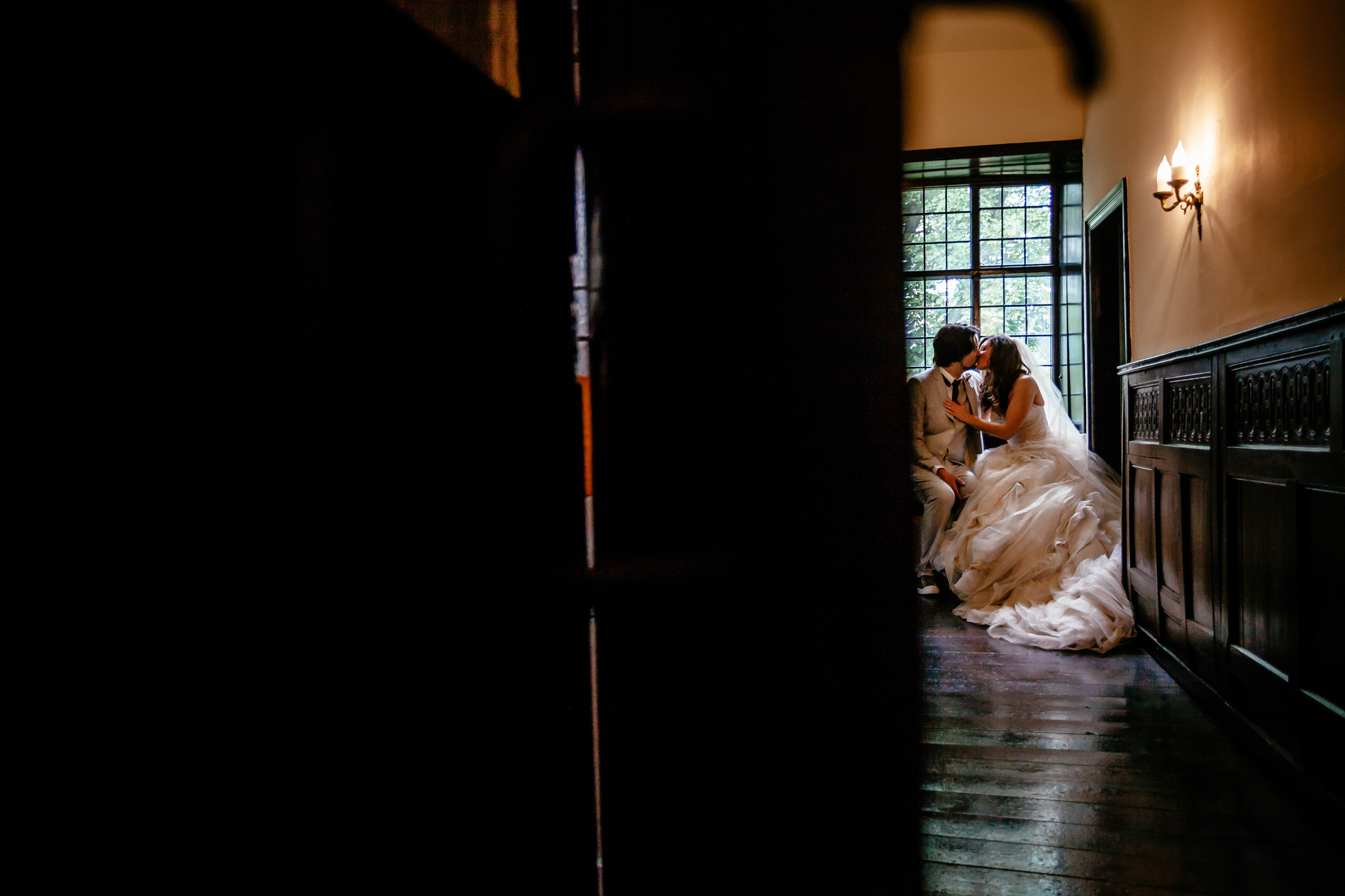 Bex & Dom - Sansom Photography Oakwell Hall Wedding Photography-13