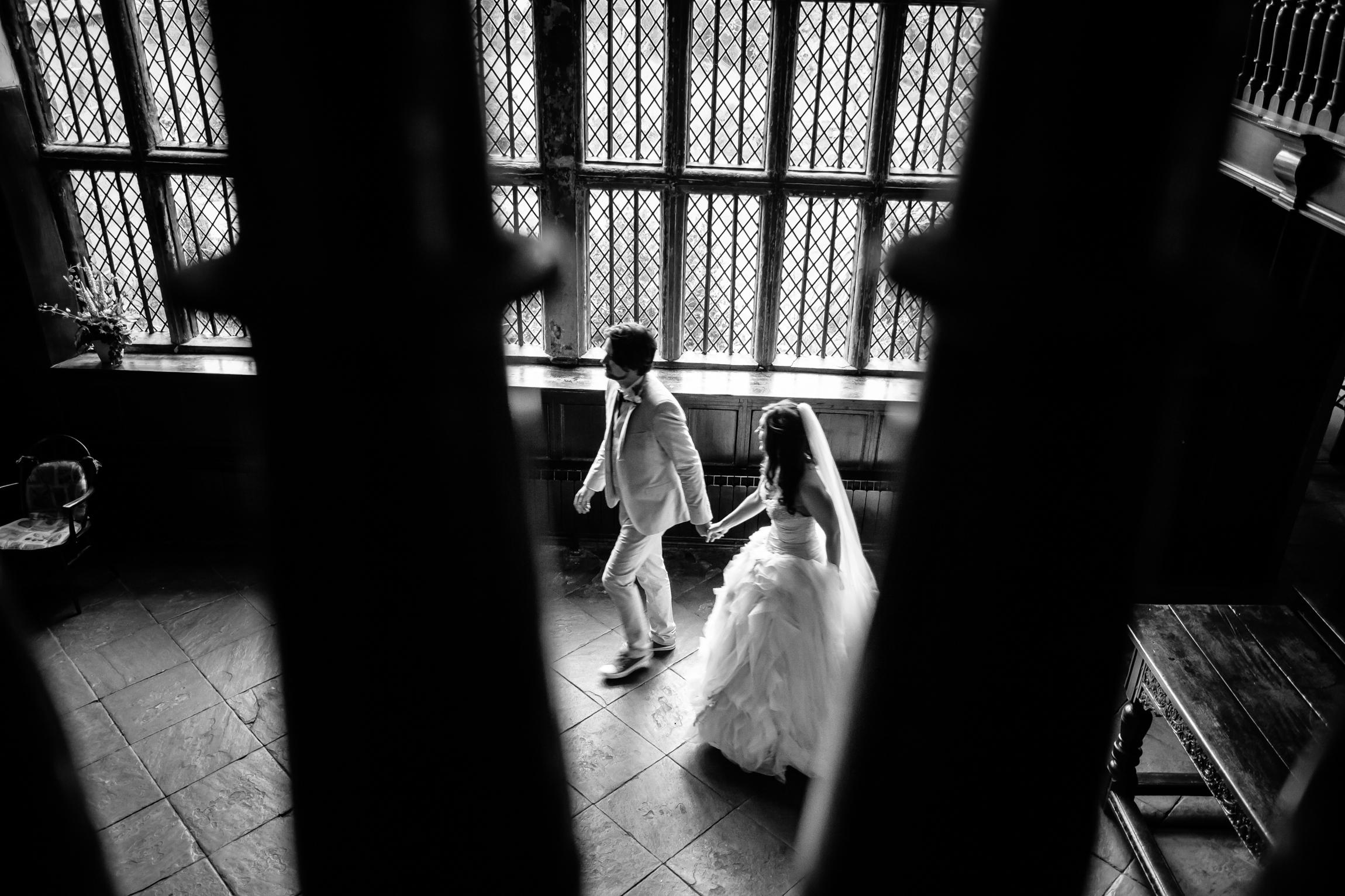 Bex & Dom - Sansom Photography Oakwell Hall Wedding Photography-14