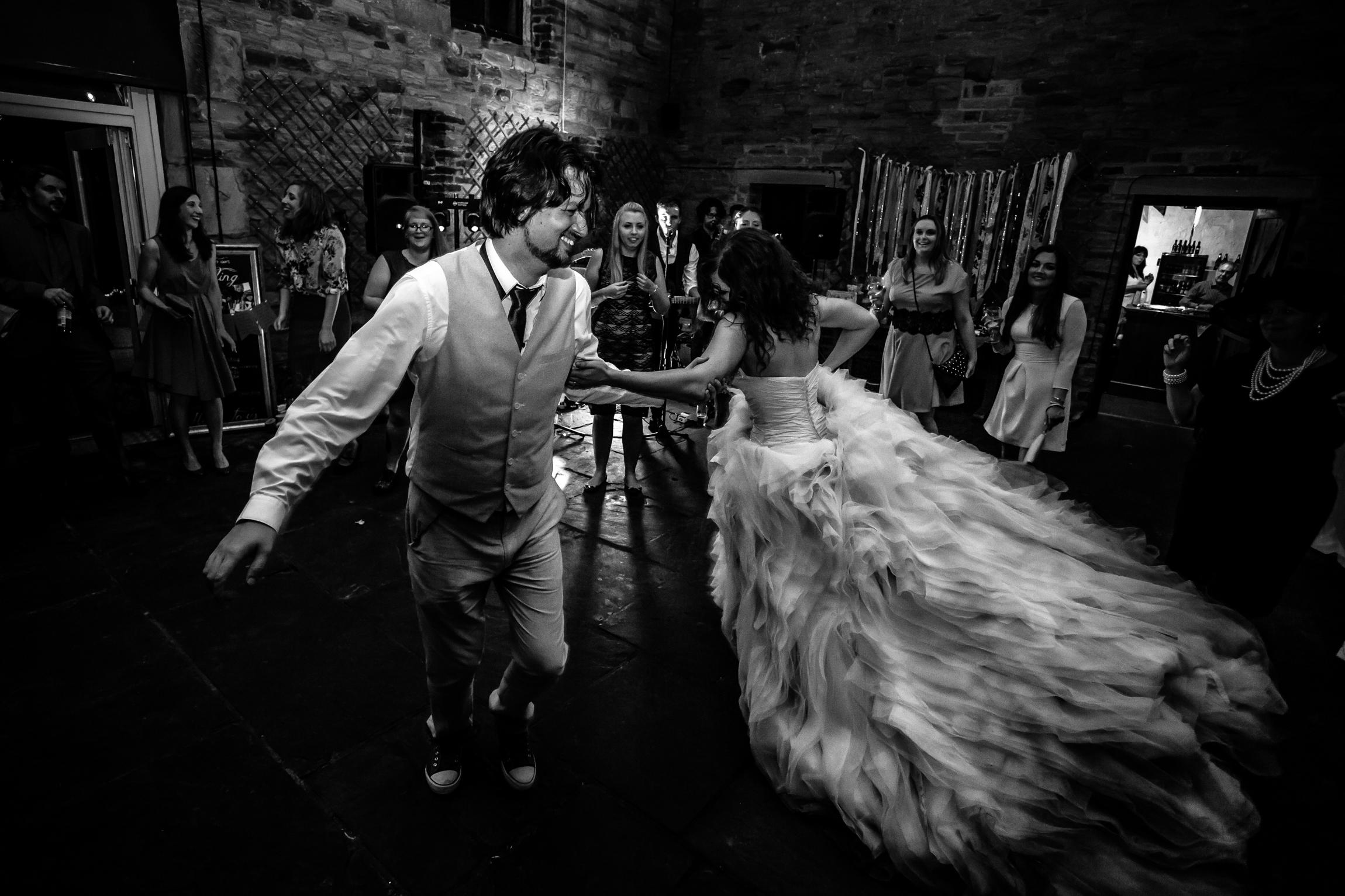 Bex & Dom - Sansom Photography Oakwell Hall Wedding Photography-36