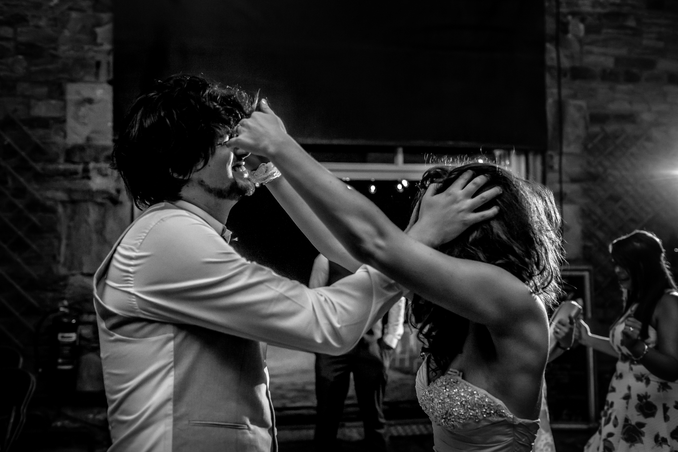 Bex & Dom - Sansom Photography Oakwell Hall Wedding Photography-39