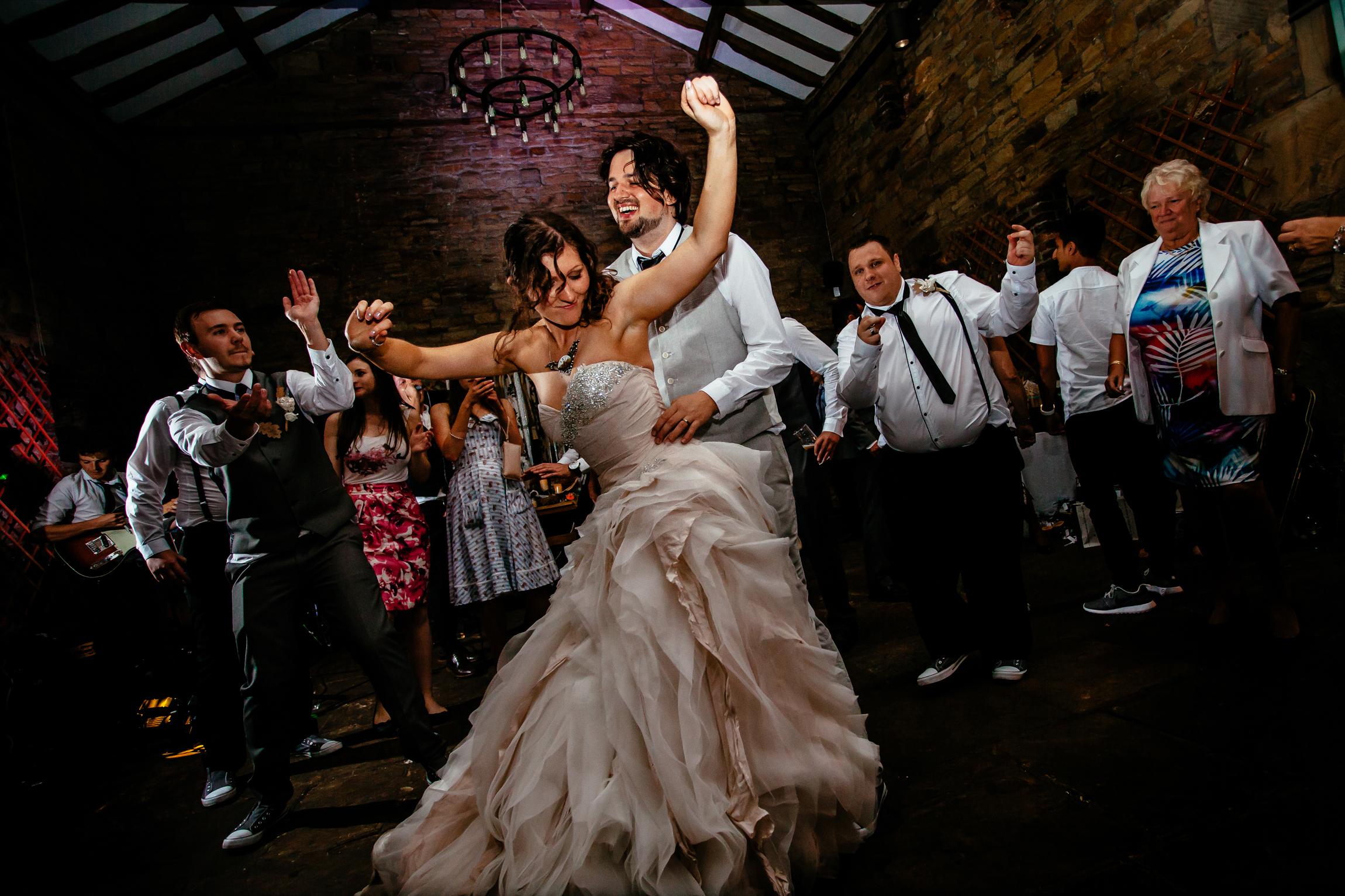 Bex & Dom - Sansom Photography Oakwell Hall Wedding Photography-43