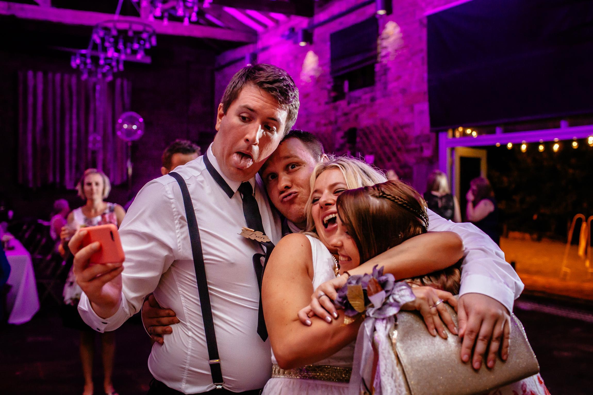 Bex & Dom - Sansom Photography Oakwell Hall Wedding Photography-45