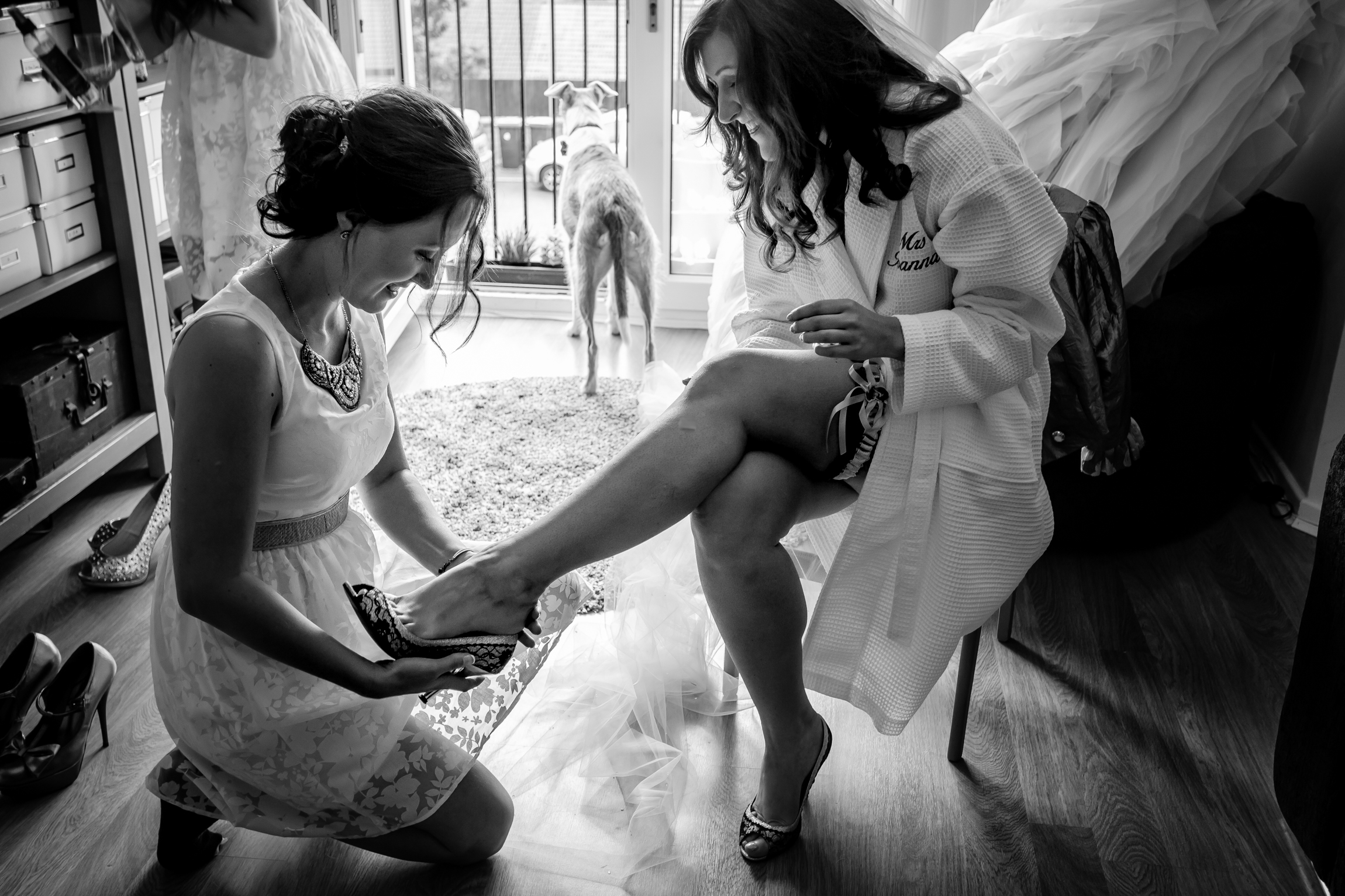 Bex & Dom - Sansom Photography Oakwell Hall Wedding Photography-63