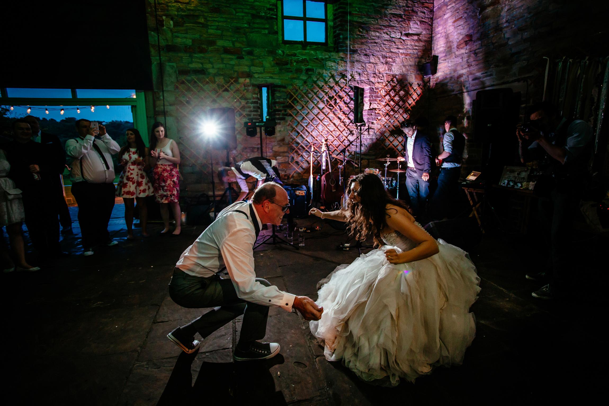 Bex & Dom - Sansom Photography Oakwell Hall Wedding Photography-71