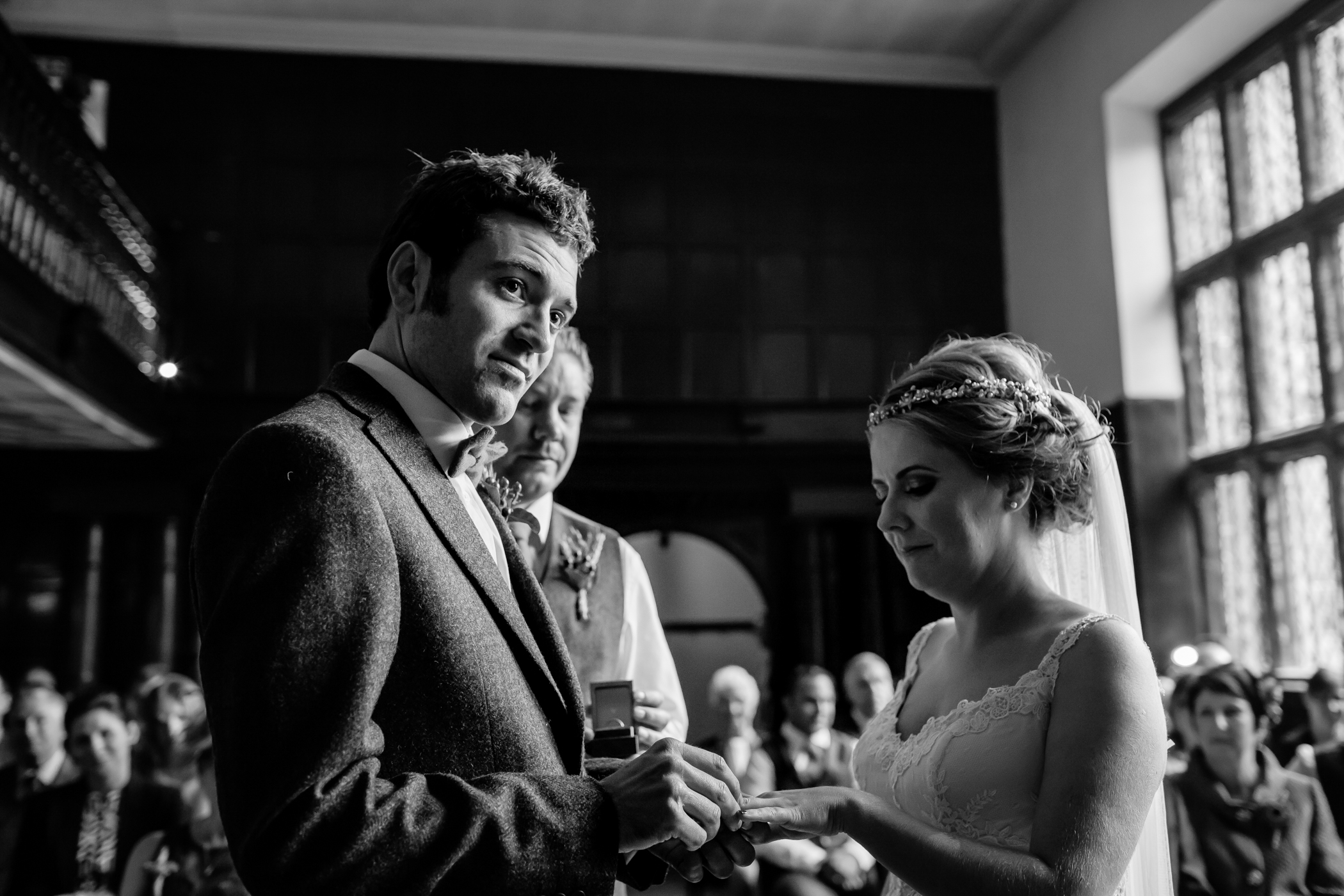 Charlotte & George - Sansom Photography Oakwell Hall Wedding-59