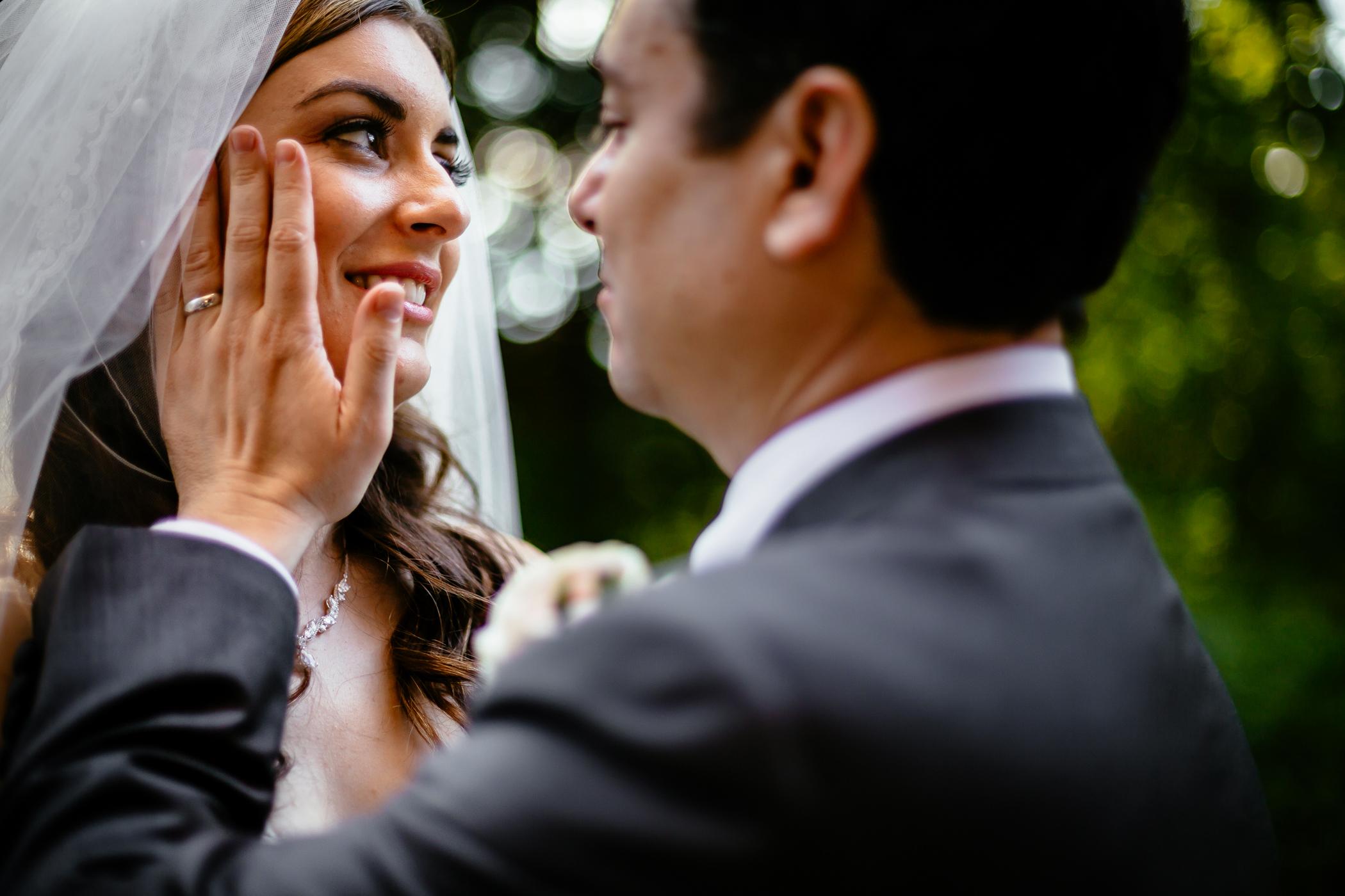 Emma & Alex Peckforton castle wedding - Sansom Photography-42