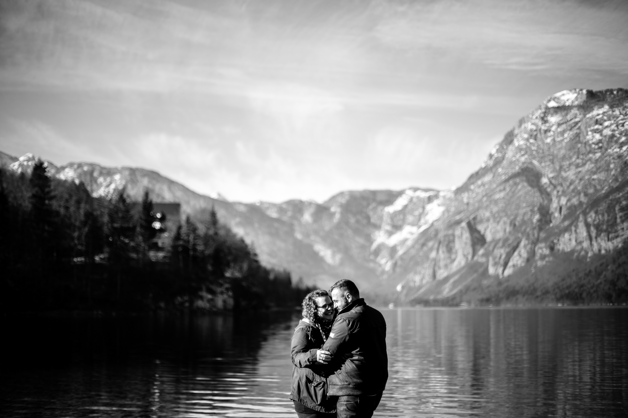 Lake Bled Engagement Photography Emma & Rich Sansom Photography-134