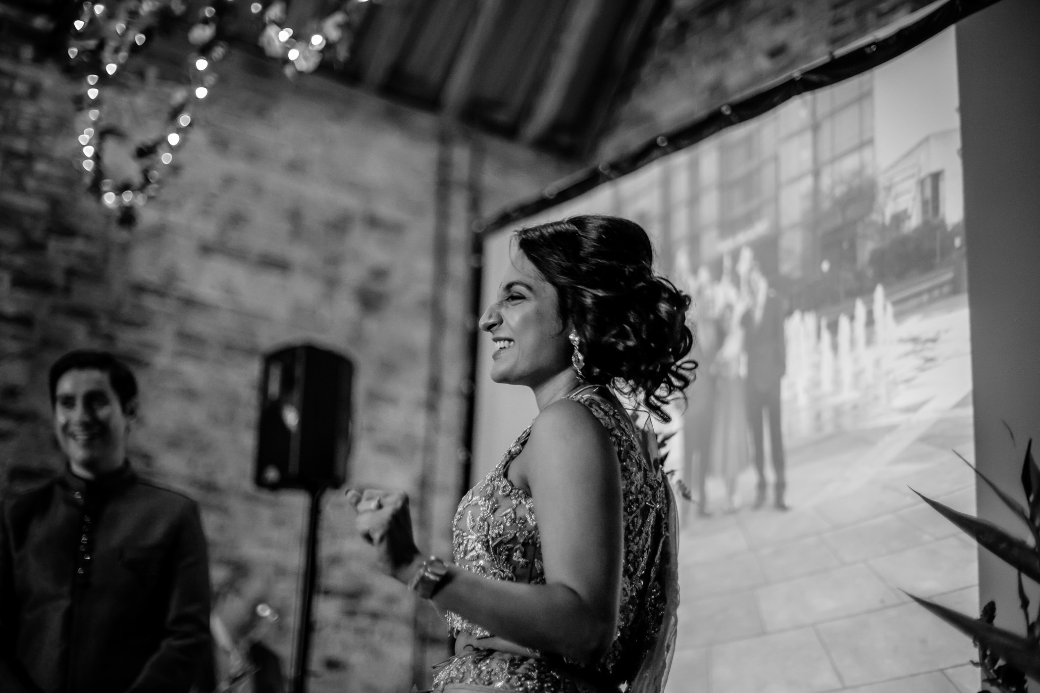 Mekhala & Gareth - Sansom Photography Barmbyfield Barns Wedding York-11