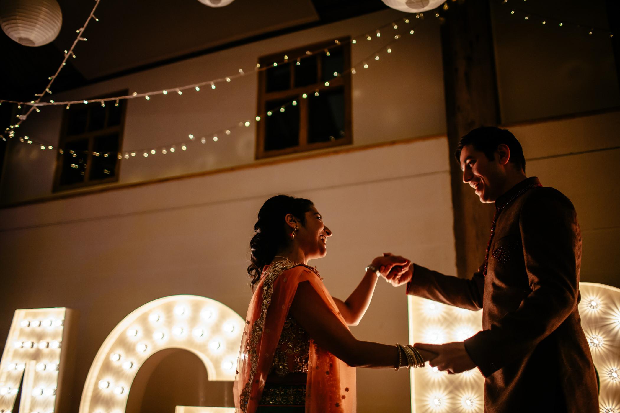 Mekhala & Gareth - Sansom Photography Barmbyfield Barns Wedding York-29