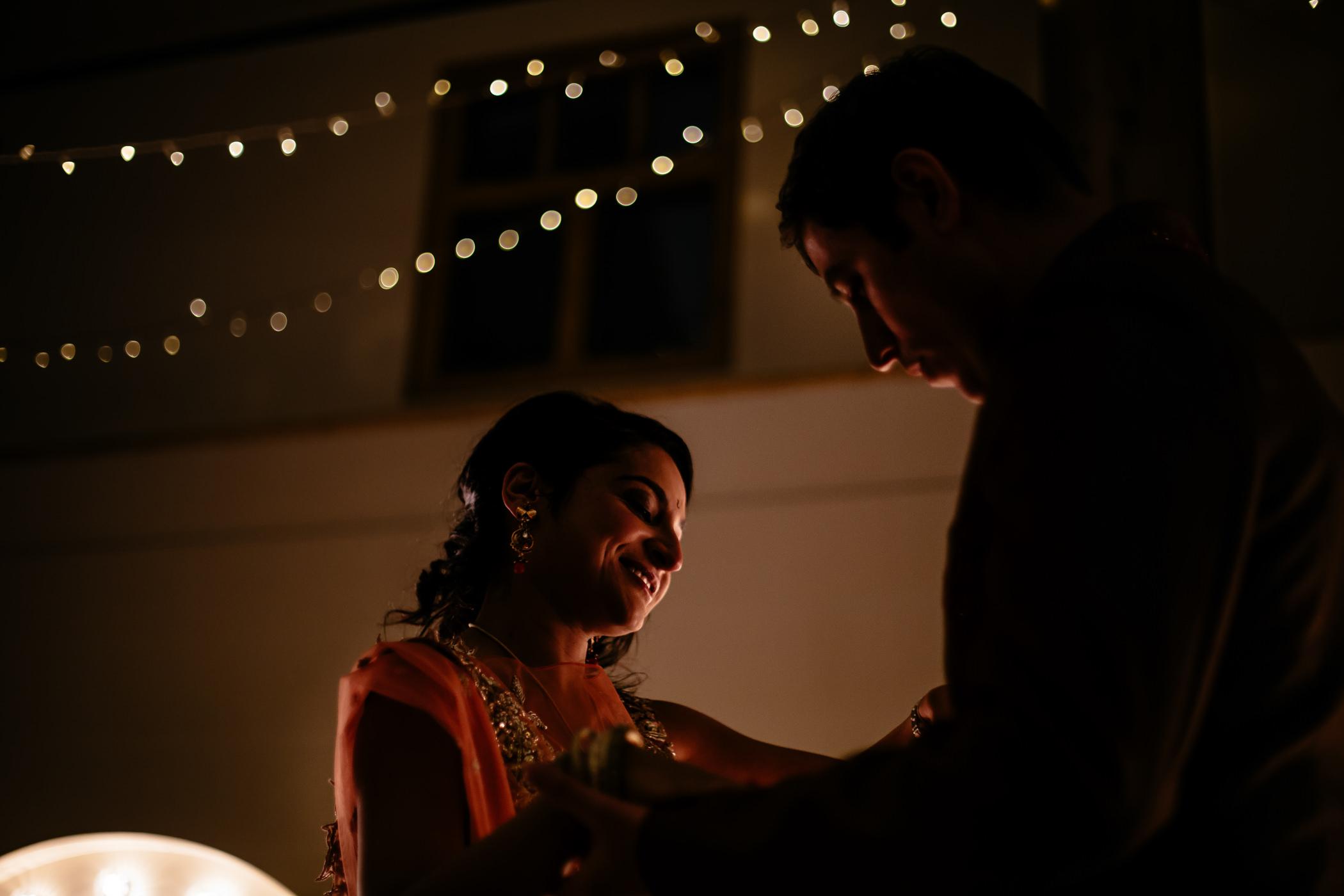 Mekhala & Gareth - Sansom Photography Barmbyfield Barns Wedding York-32