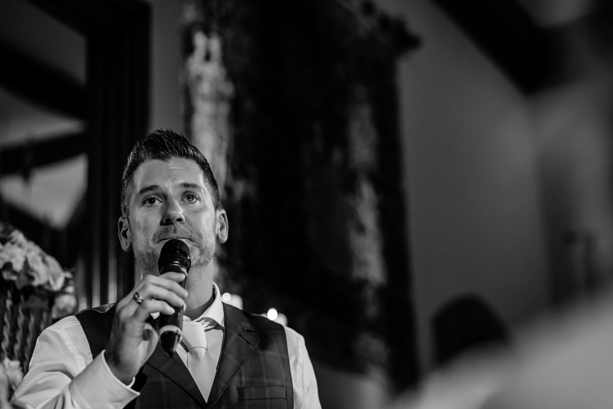 Ant & Louise NYE Peckforton Castle Wedding- Sansom Photography-102