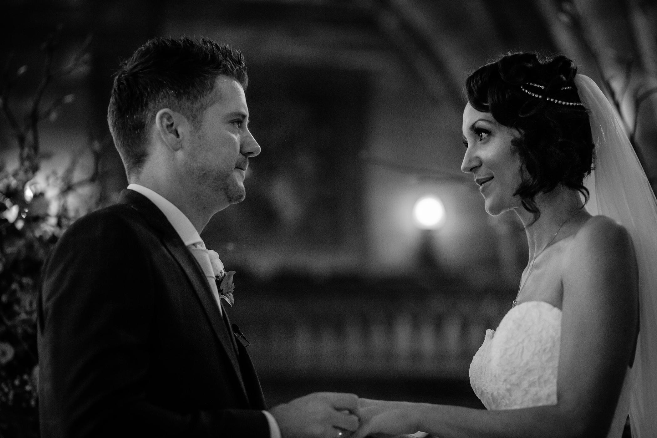 Ant & Louise NYE Peckforton Castle Wedding- Sansom Photography-15