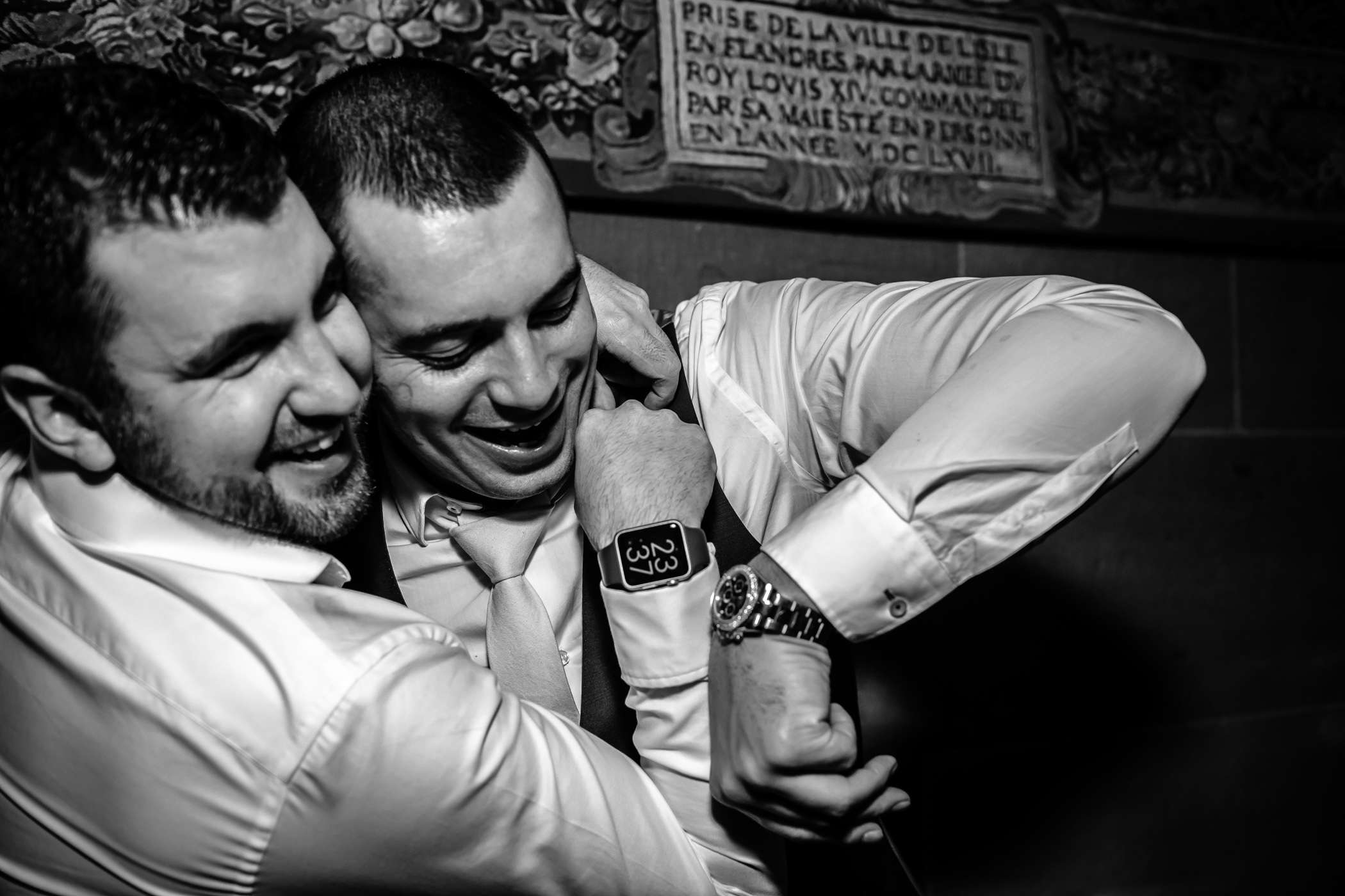 Ant & Louise NYE Peckforton Castle Wedding- Sansom Photography-27
