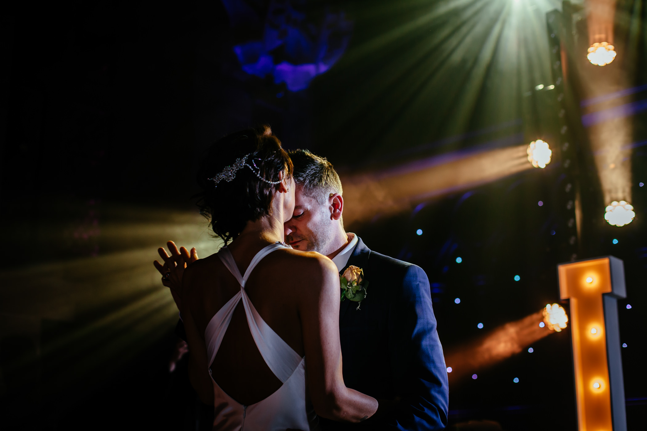 Ant & Louise NYE Peckforton Castle Wedding- Sansom Photography-54