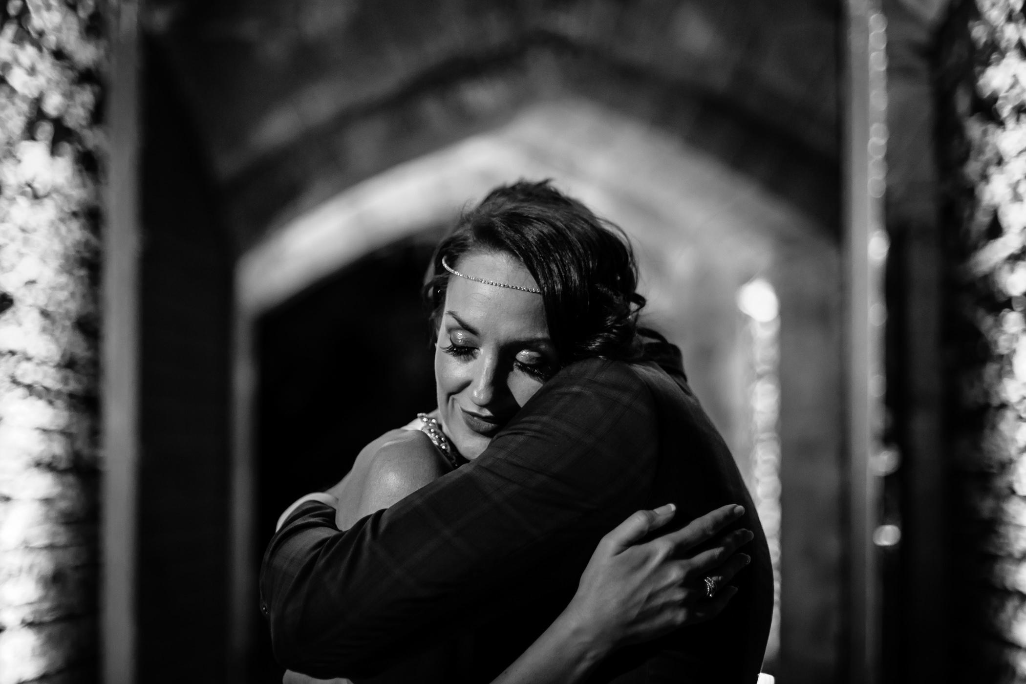 Ant & Louise NYE Peckforton Castle Wedding- Sansom Photography-69
