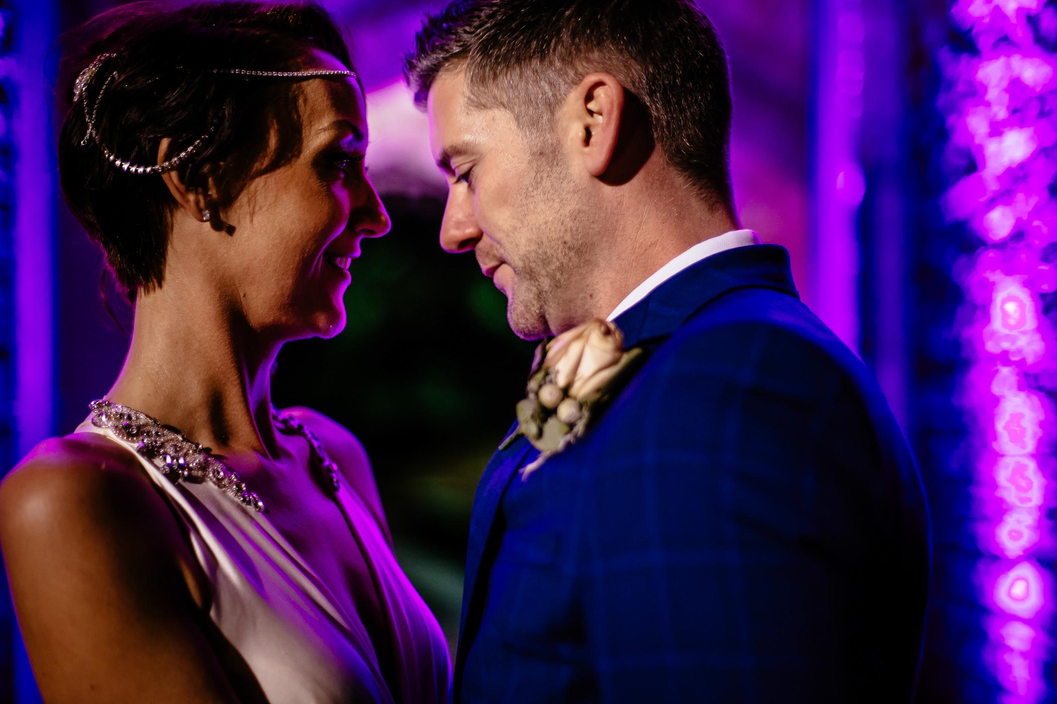Ant & Louise NYE Peckforton Castle Wedding- Sansom Photography-70