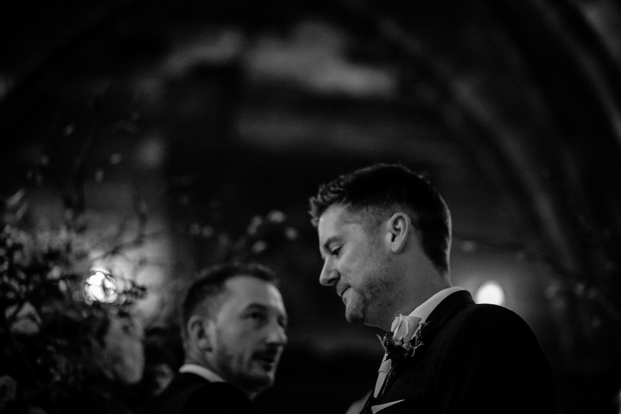 Ant & Louise NYE Peckforton Castle Wedding- Sansom Photography-9