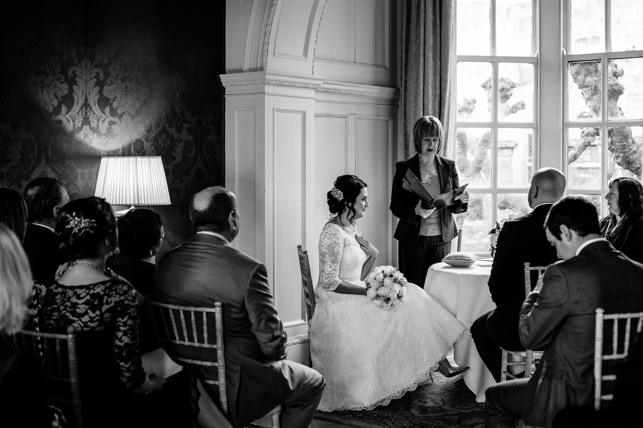 Georgie & steve - Sansom photography Grays Court York Wedding-12