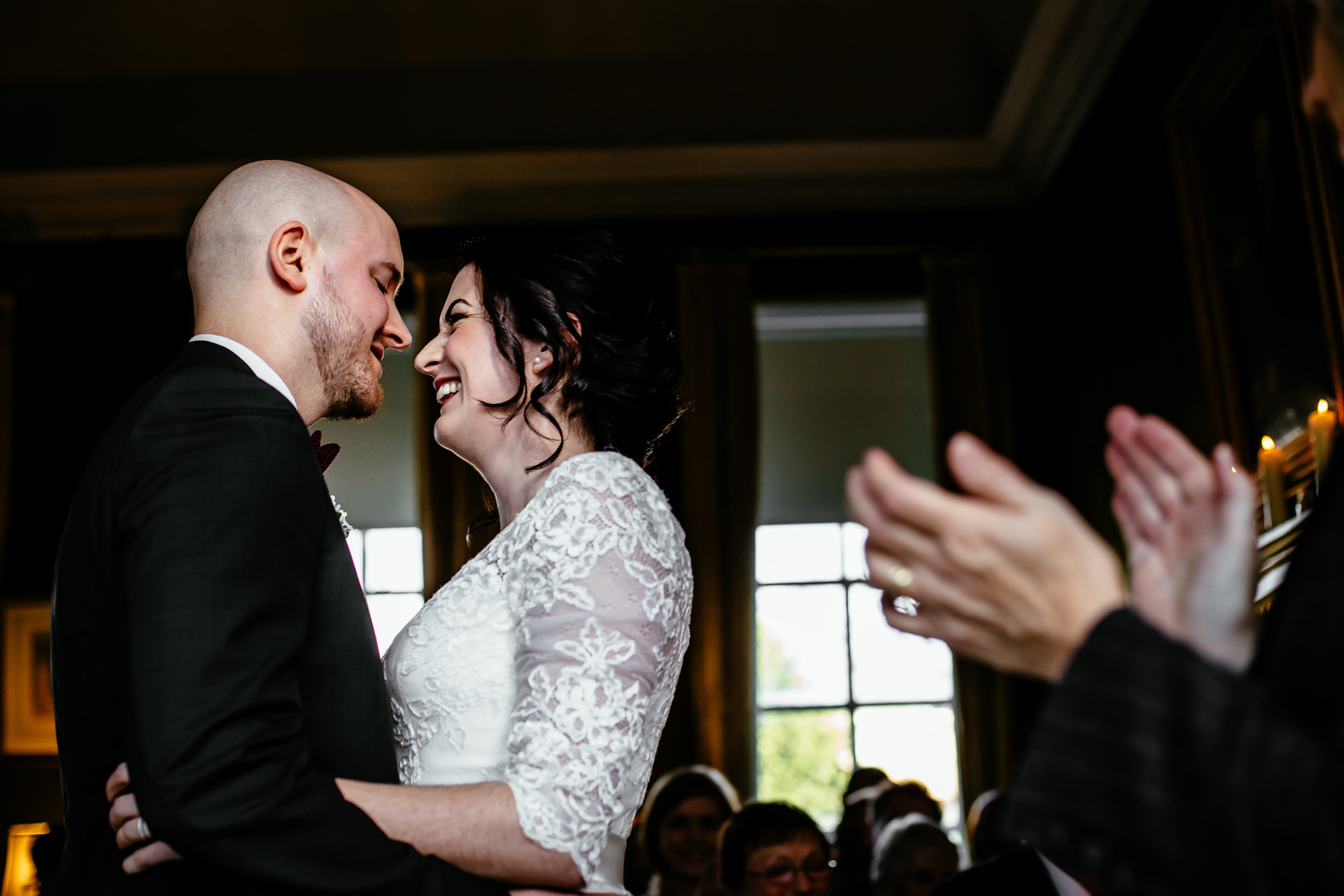 Georgie & steve - Sansom photography Grays Court York Wedding-16