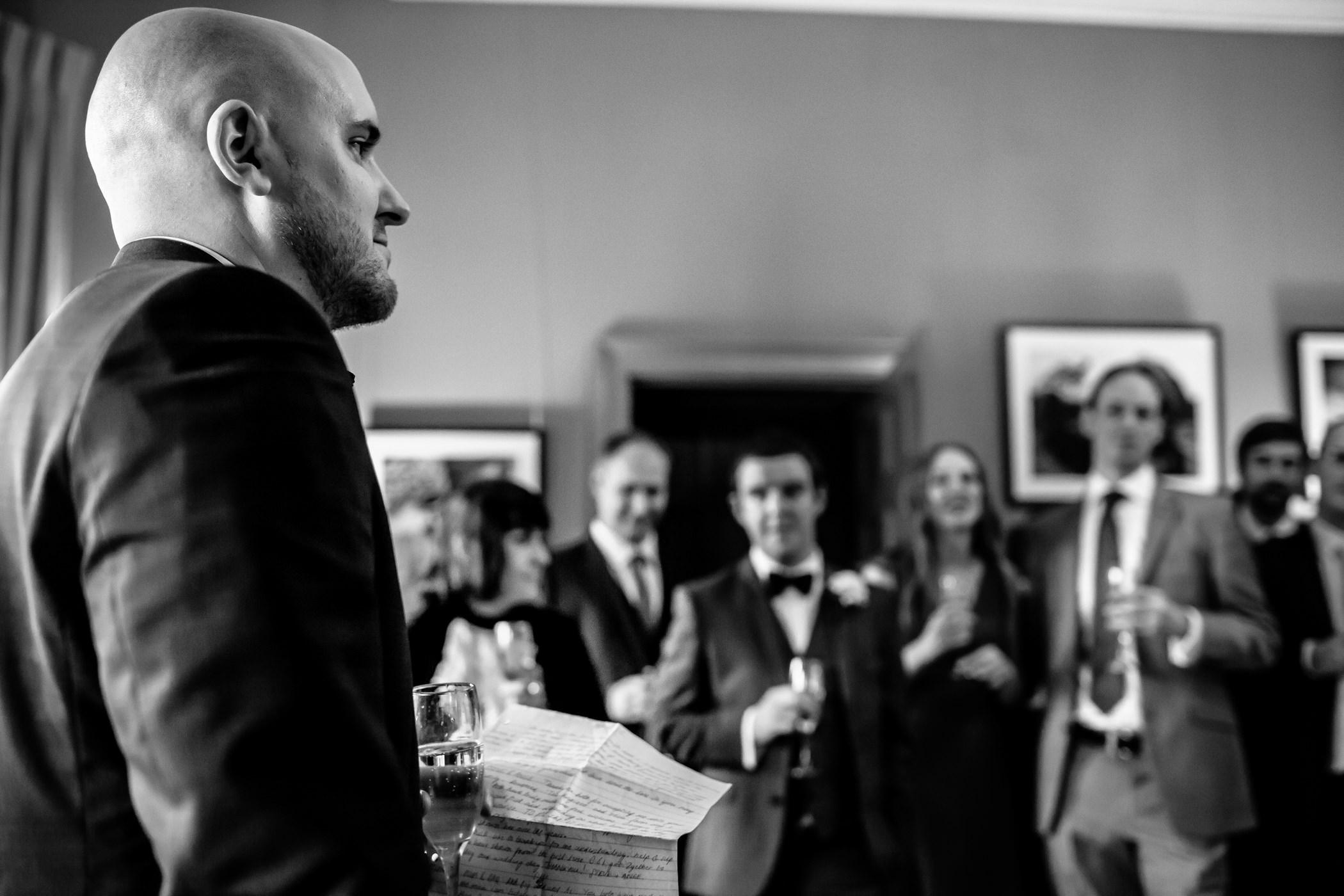 Georgie & steve - Sansom photography Grays Court York Wedding-24